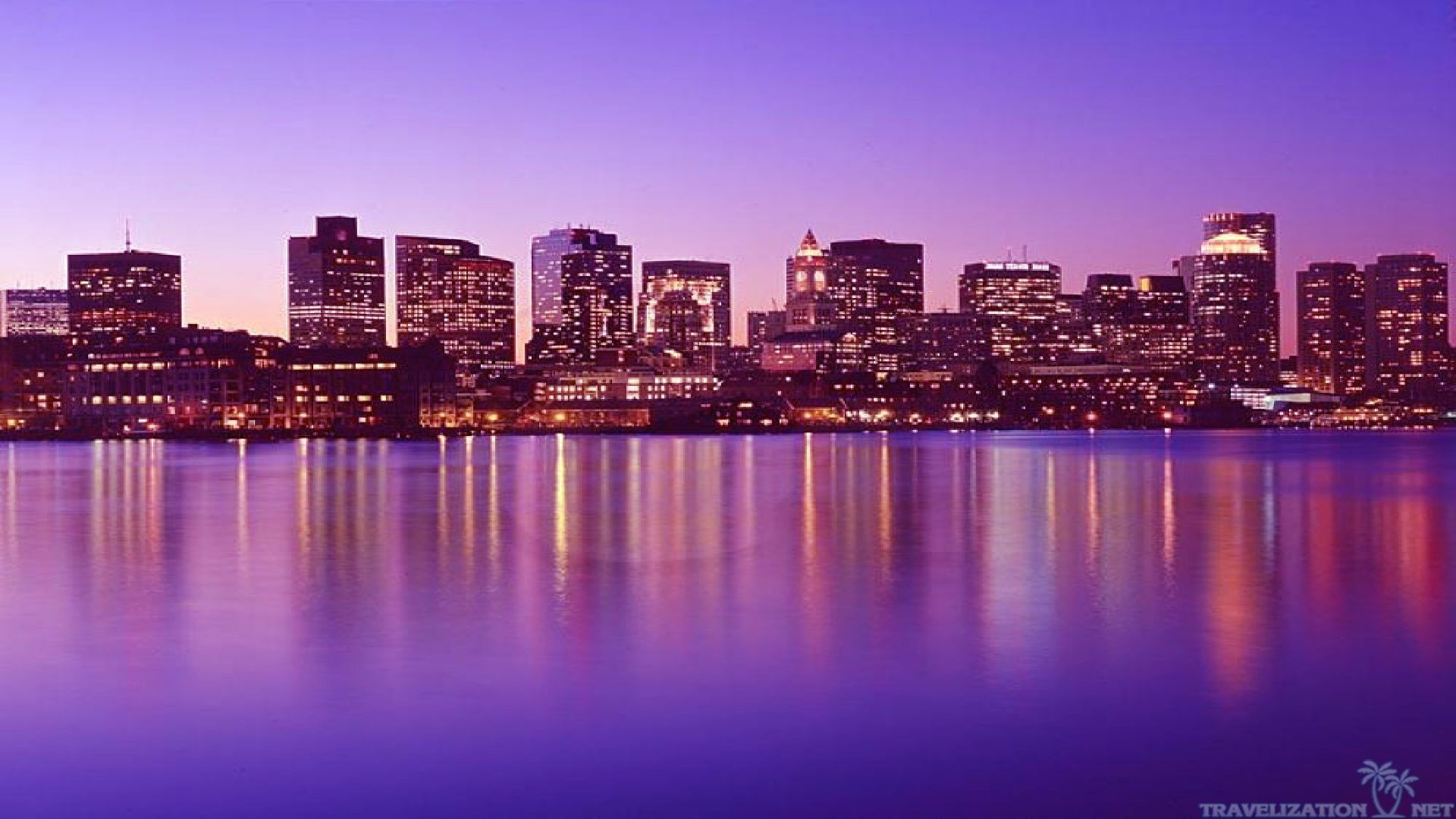 Boston Skyline Wallpaper (62+ images)