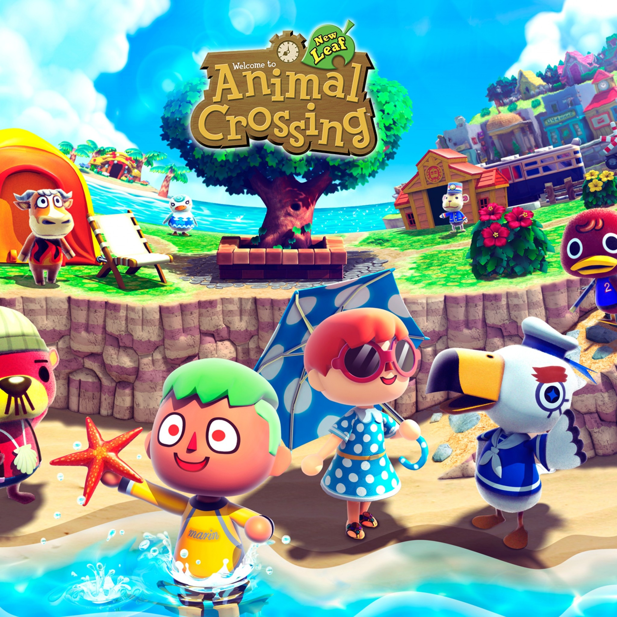 Animal Crossing iPhone Wallpaper (67+ images)