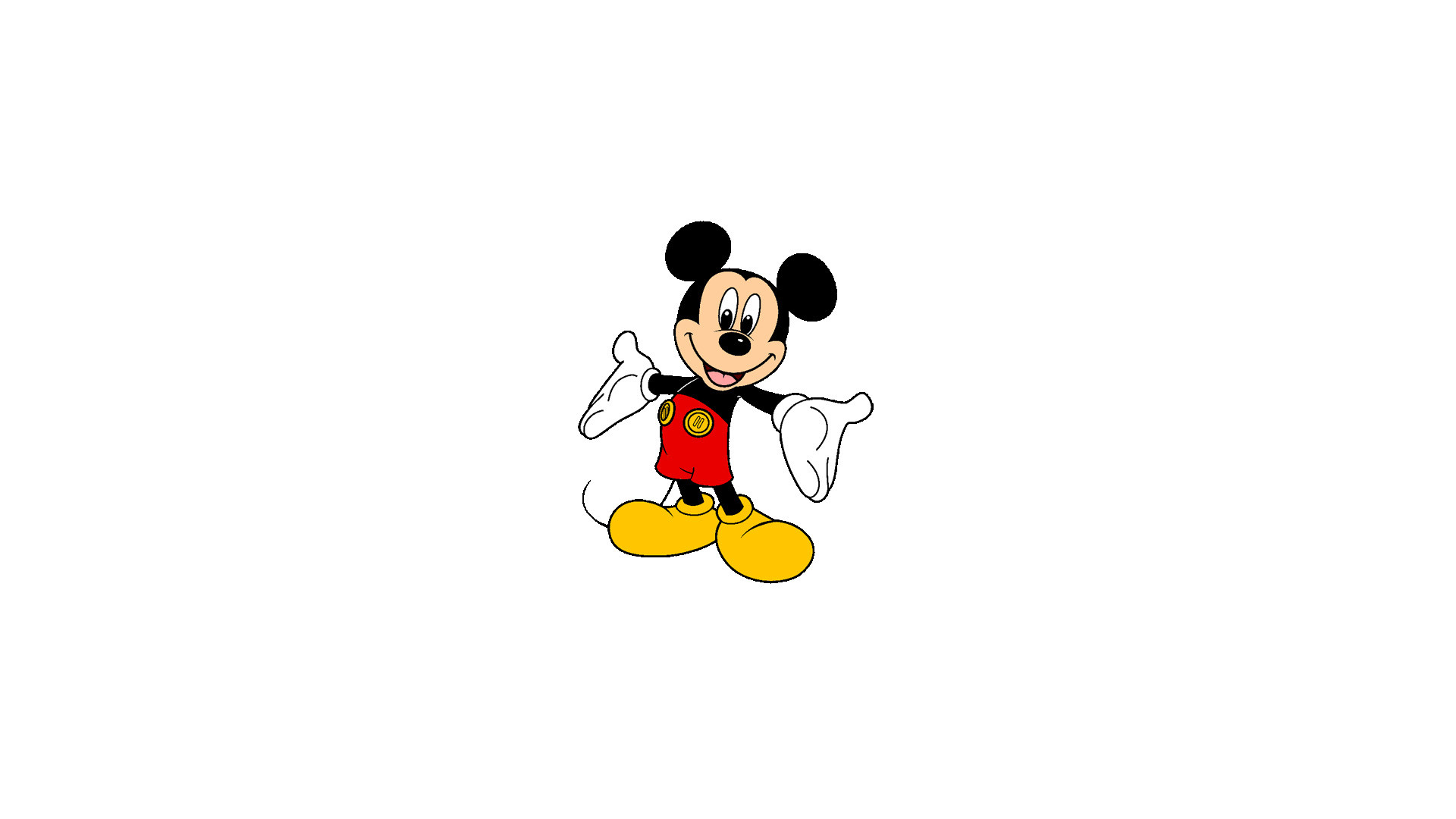 How to Draw Mickey Mouse with Easy Step by Step Drawing