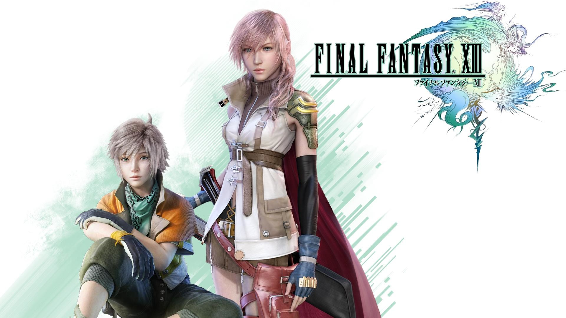 1920x1080 Final Fantasy Xiii Wallpapers 1080p