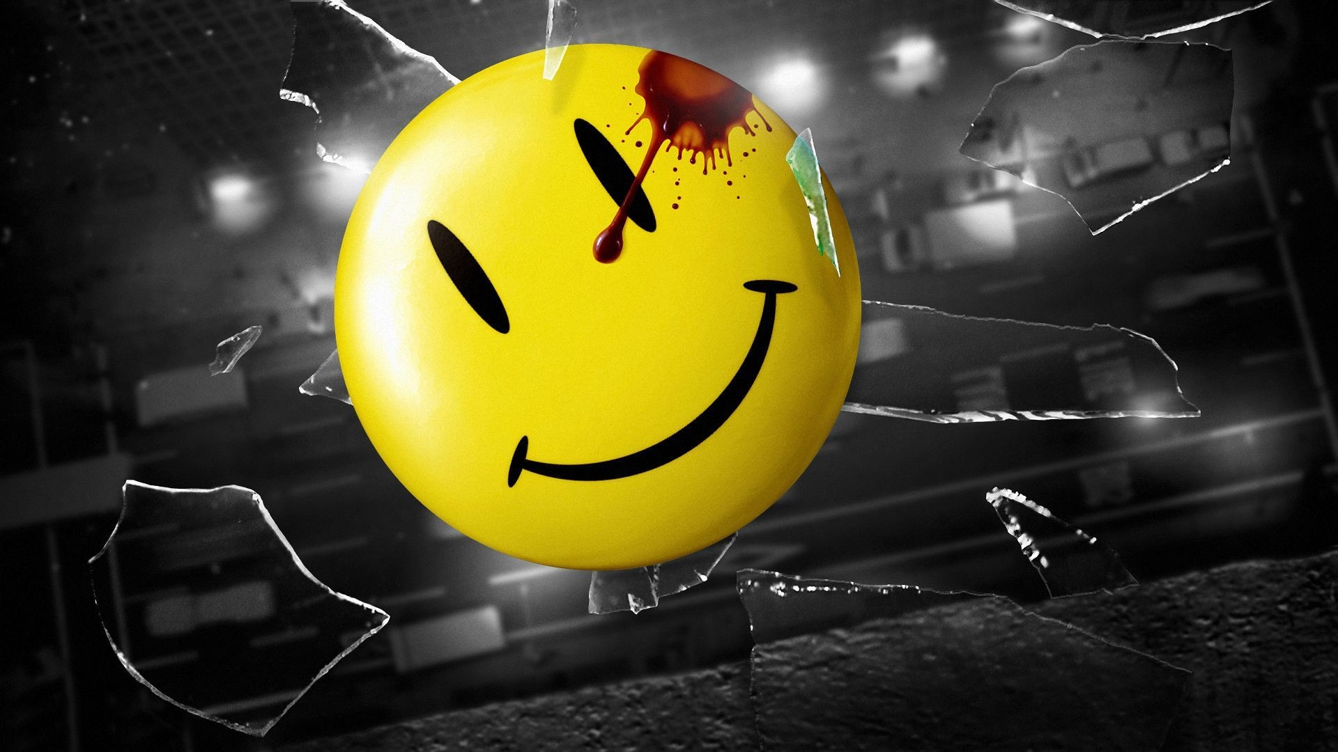 Nirvana Wallpaper Smiley 50 Images