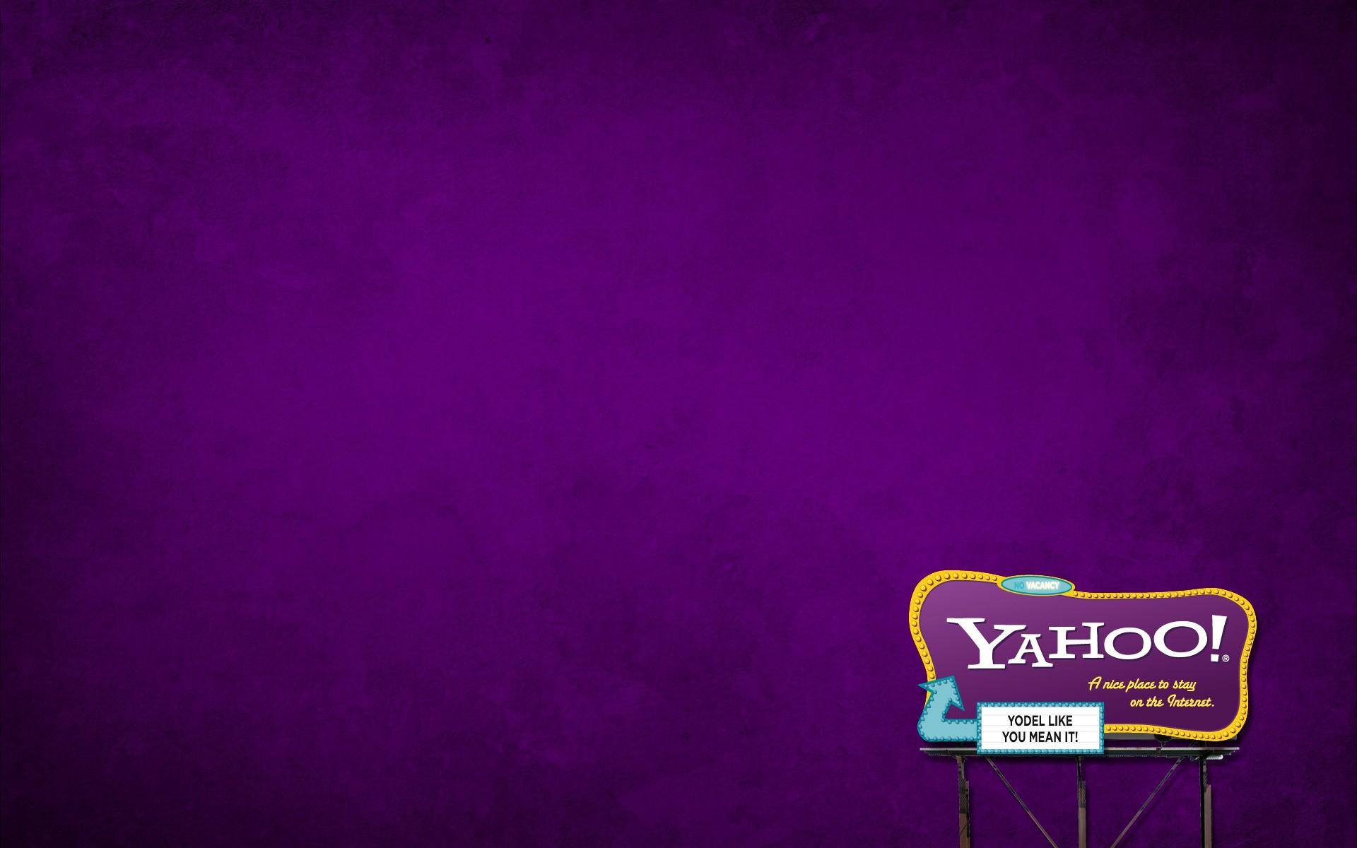 Yahoo Wallpaper (45+ images)