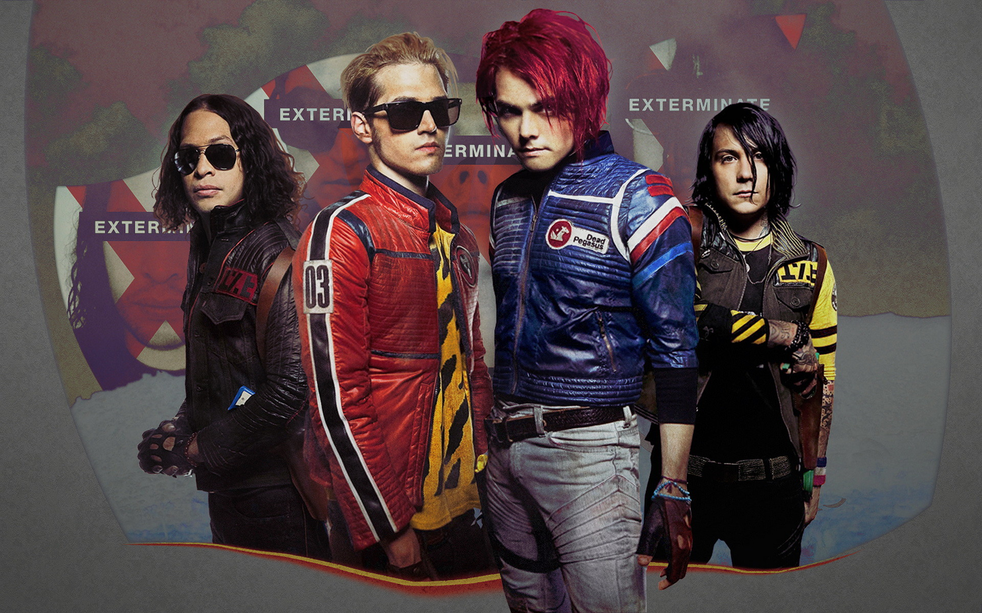 1920x1200 My Chemical Romance Wallpapers 1024×768 My Chemical Romance Wallpaper (43 Wallpapers)