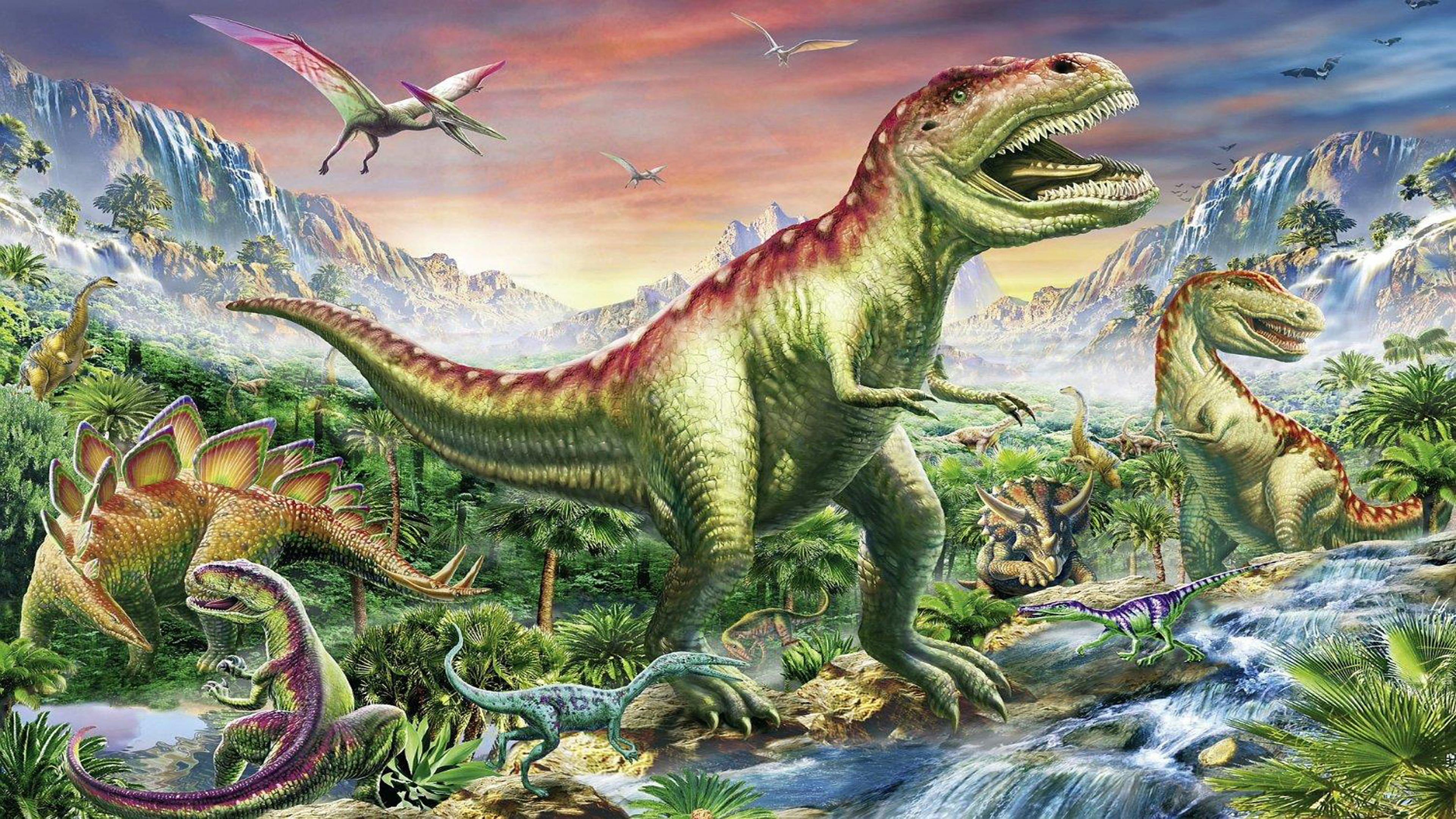 Hd Dinosaur Wallpapers 67 Images