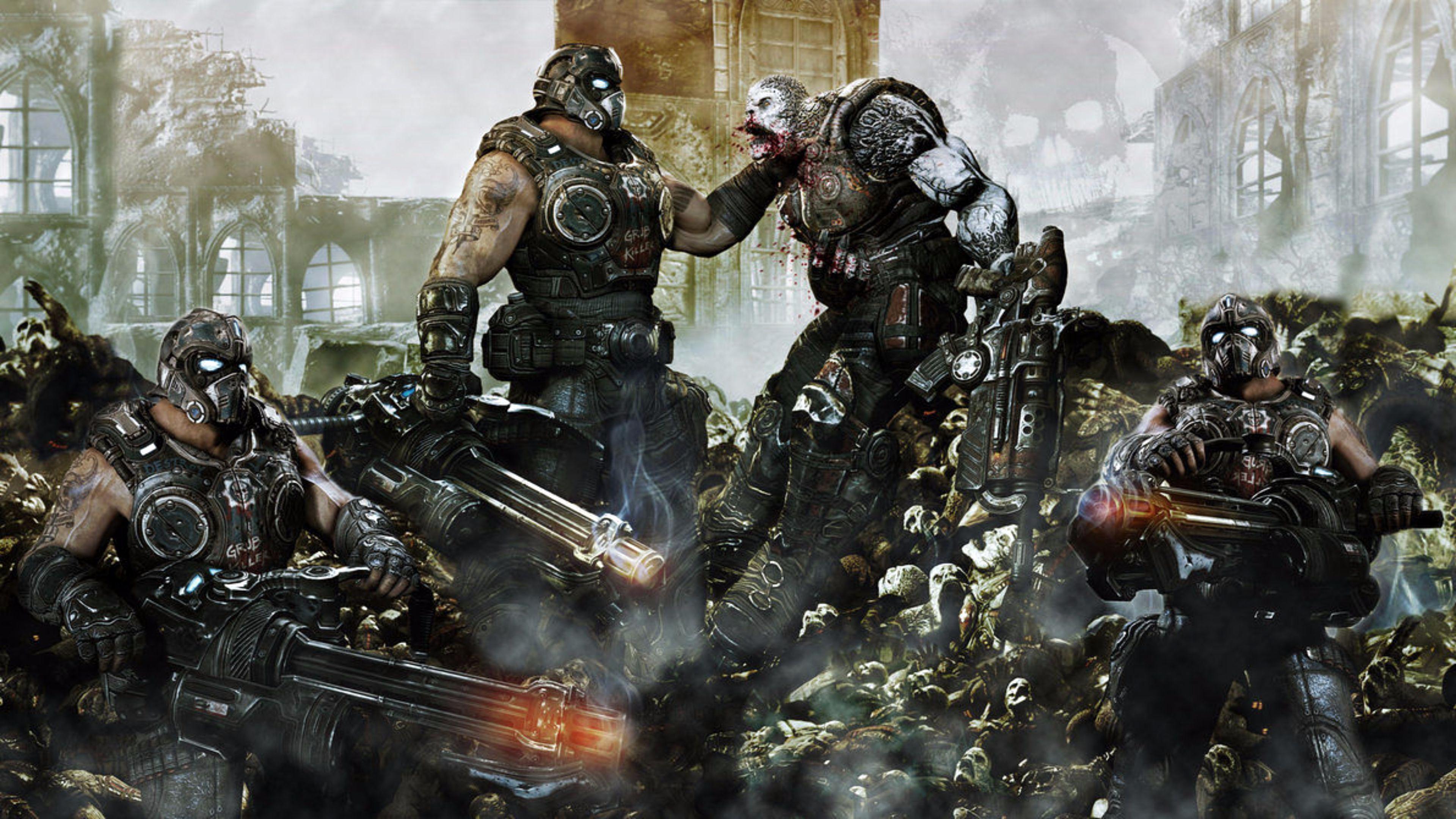 Gears Of War Wallpaper Hd 82 Images