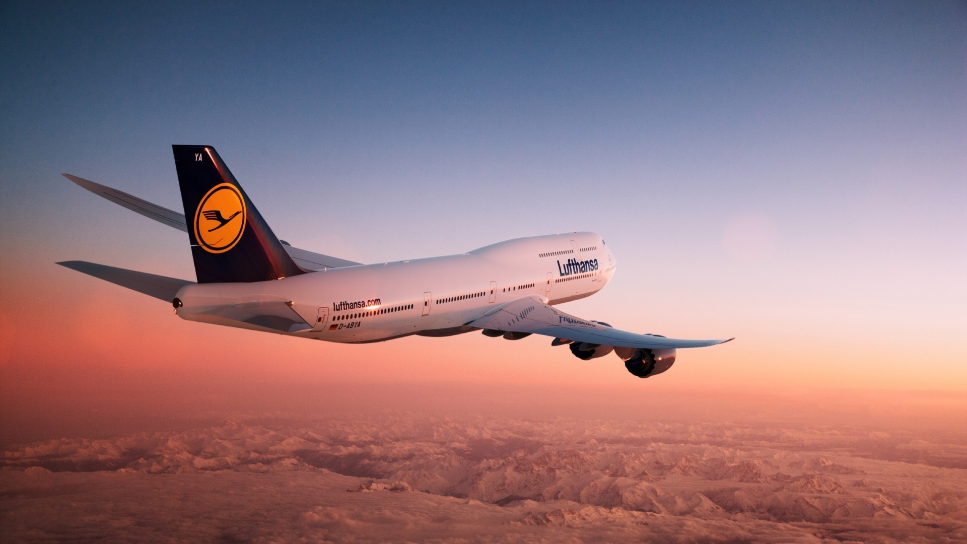 1920x1080 Vehicles - Boeing 747-8 Wallpaper