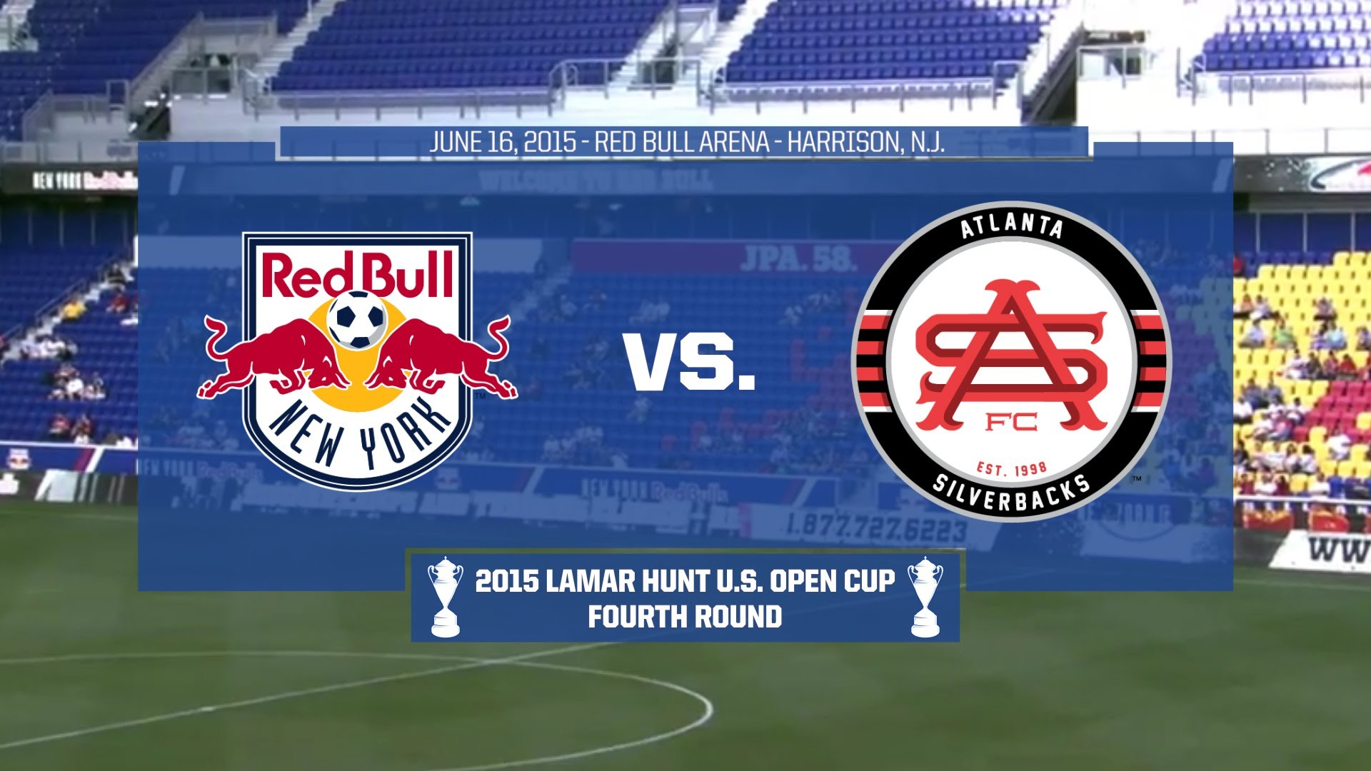 1920x1080 2015 Lamar Hunt U.S. Open Cup - Round 4: New York Red Bulls vs. Atlanta  Silverbacks