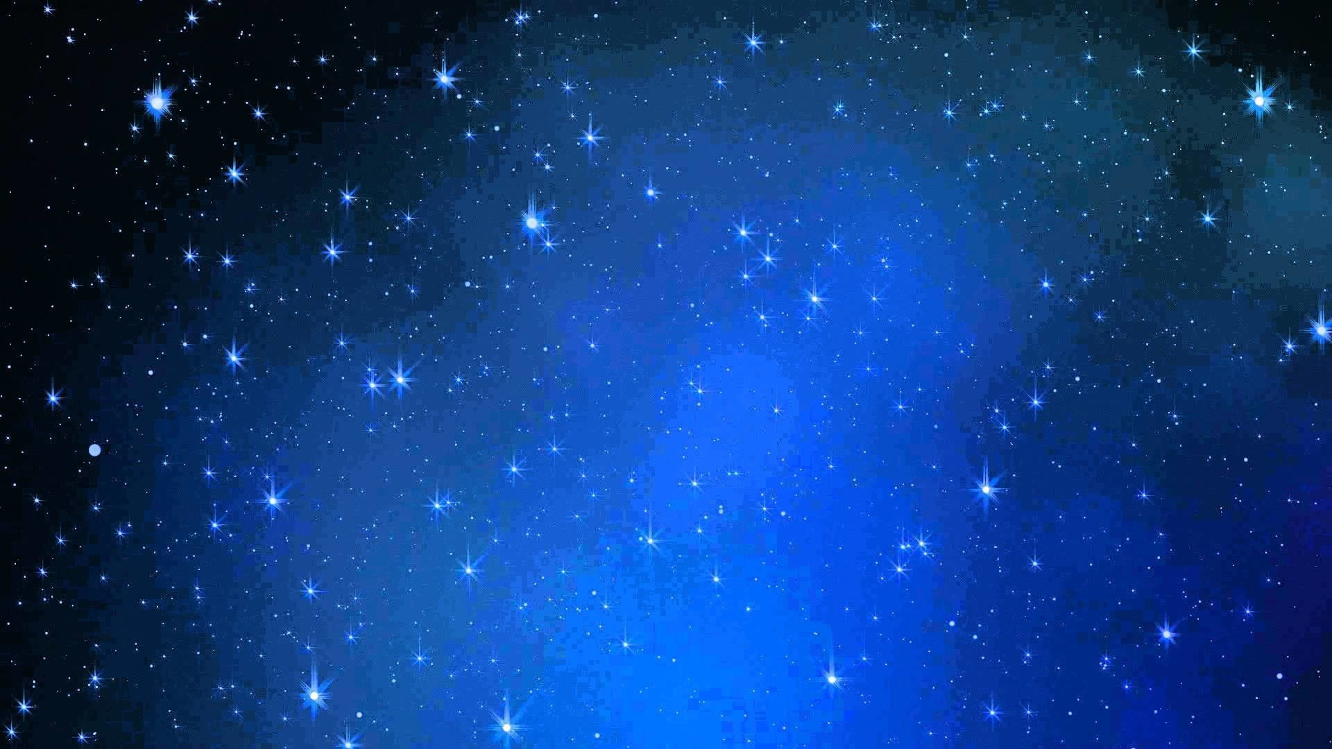Animated stars backgrounds