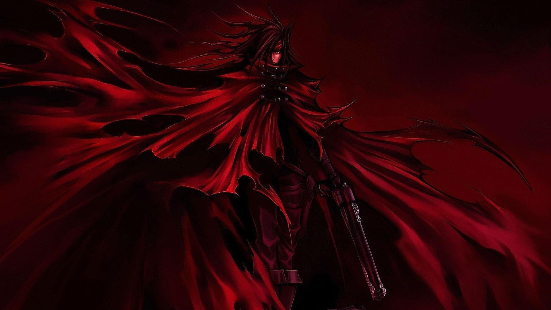 Final Fantasy Vincent Valentine Wallpaper (68+ Images