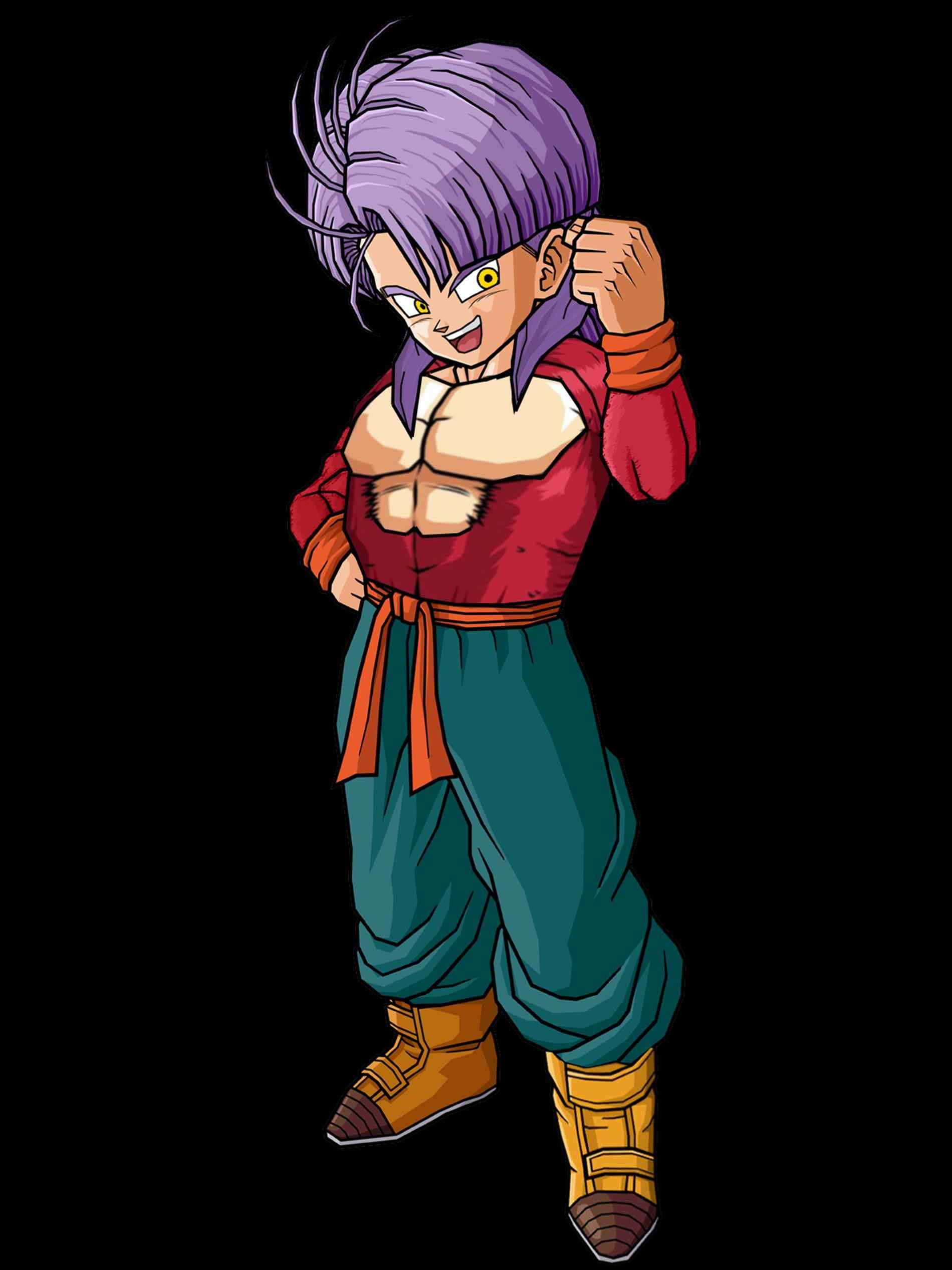 Gotenks wallpapers 59 images - Teen gohan wallpaper ...