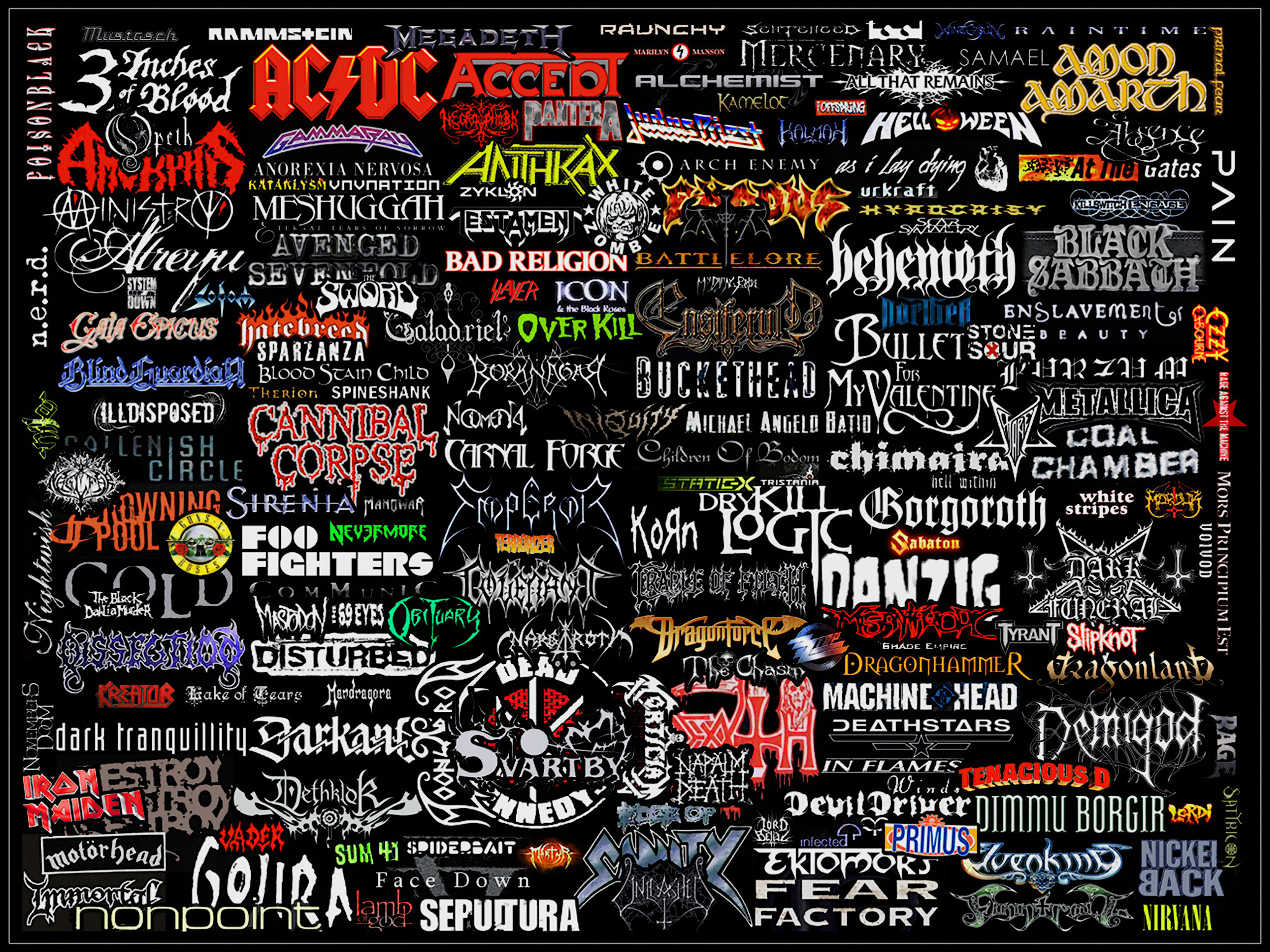 Death Metal Bands Wallpapers 52 Images