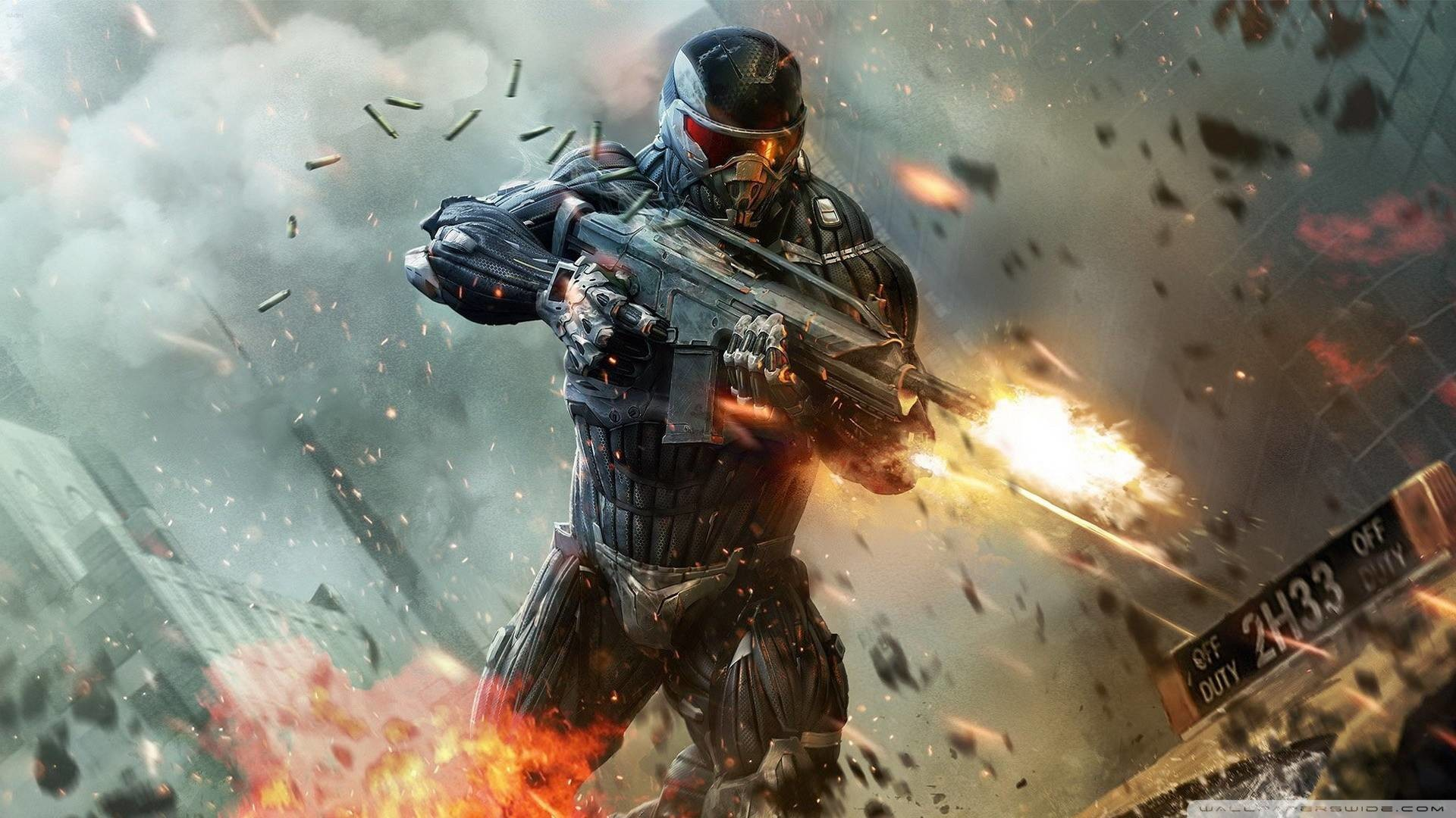 1920x1080 HD Wallpapers Widescreen 1080P 3D | View Full Size | More crysis 2 wallpaper  full hd