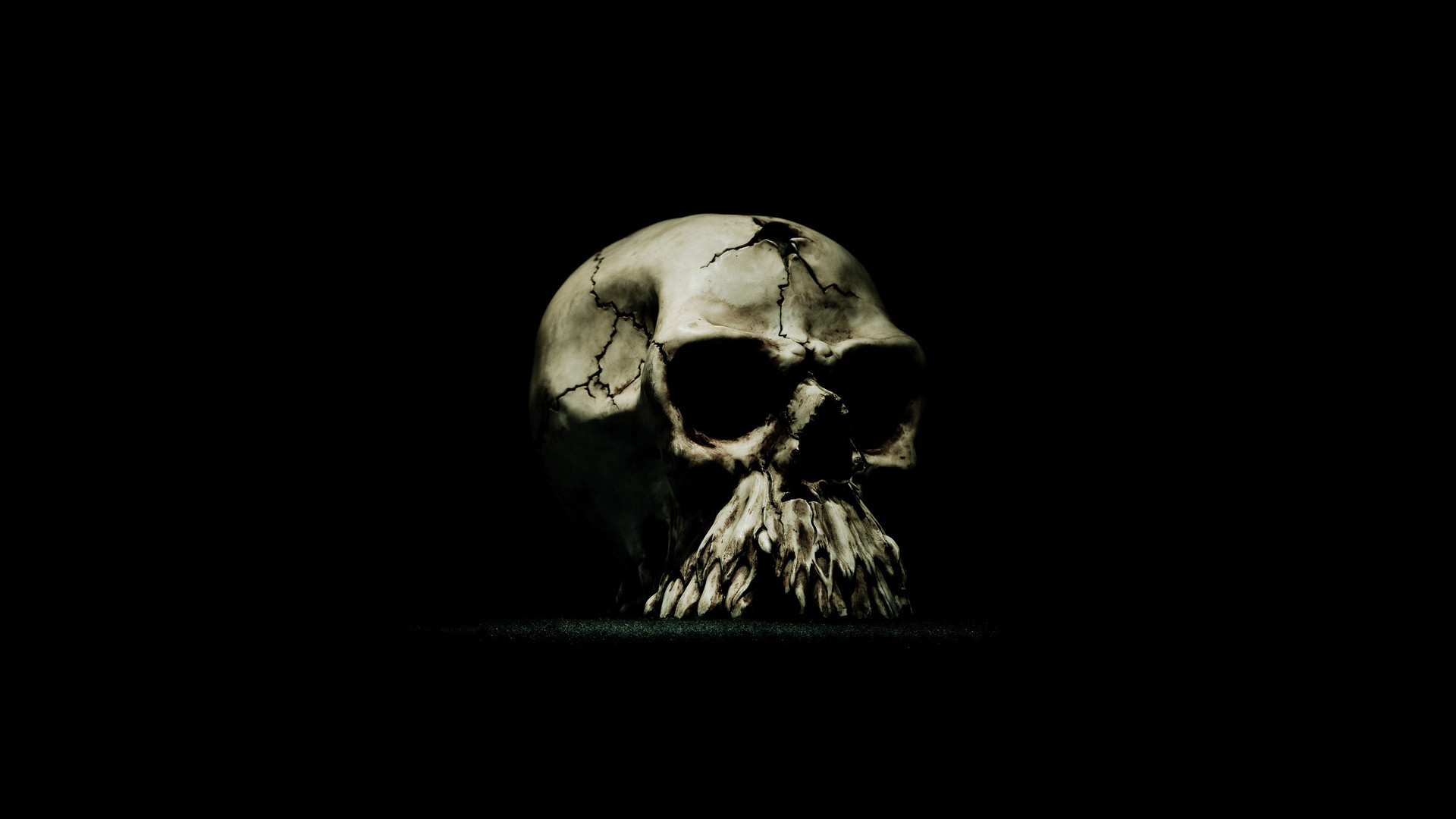 Scary skull wallpaper 48 images - Scary skull backgrounds ...
