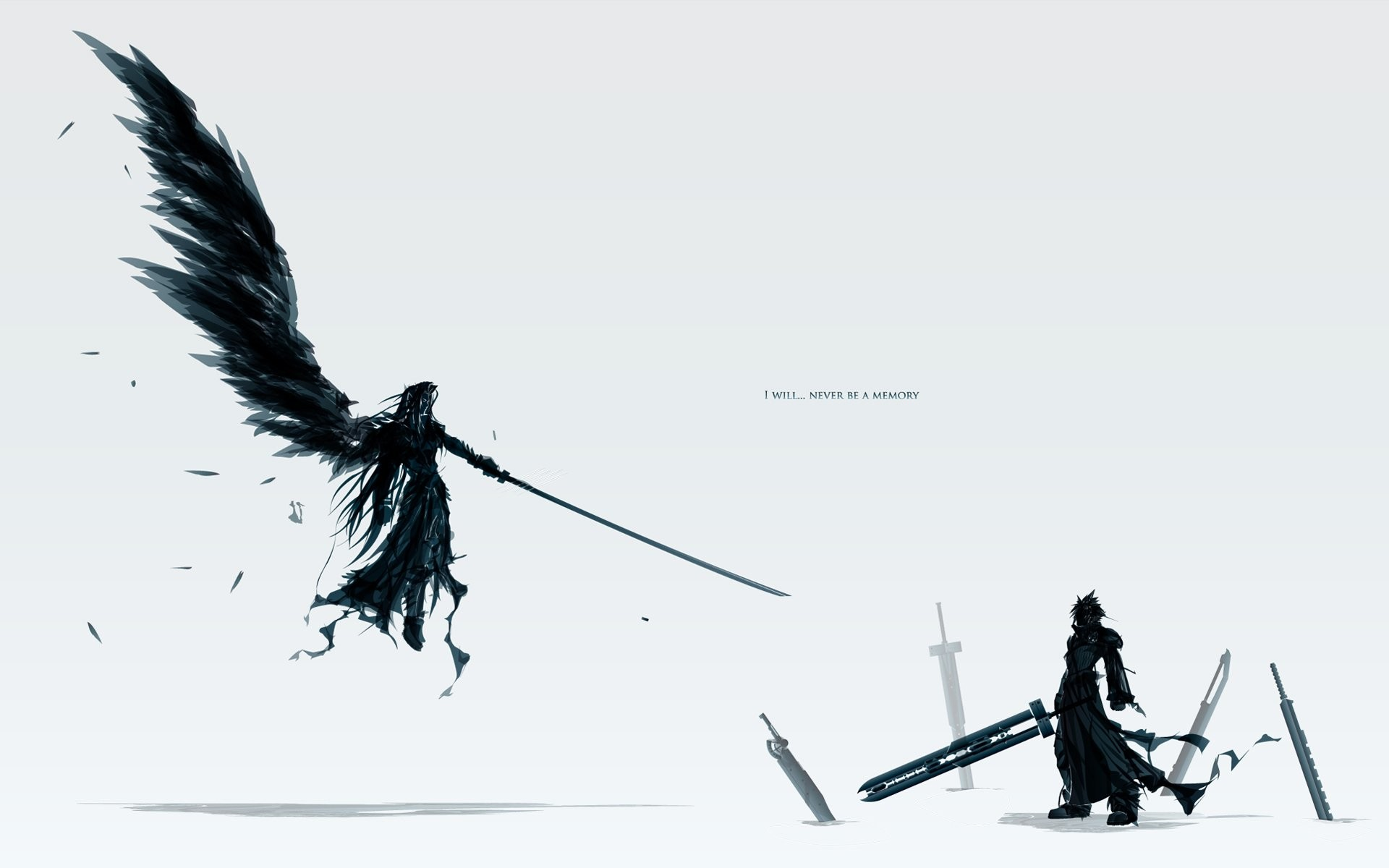 1920x1200 Filme - Final Fantasy VII: Advent Children Schwert Sephiroth (Final Fantasy)  Final Fantasy