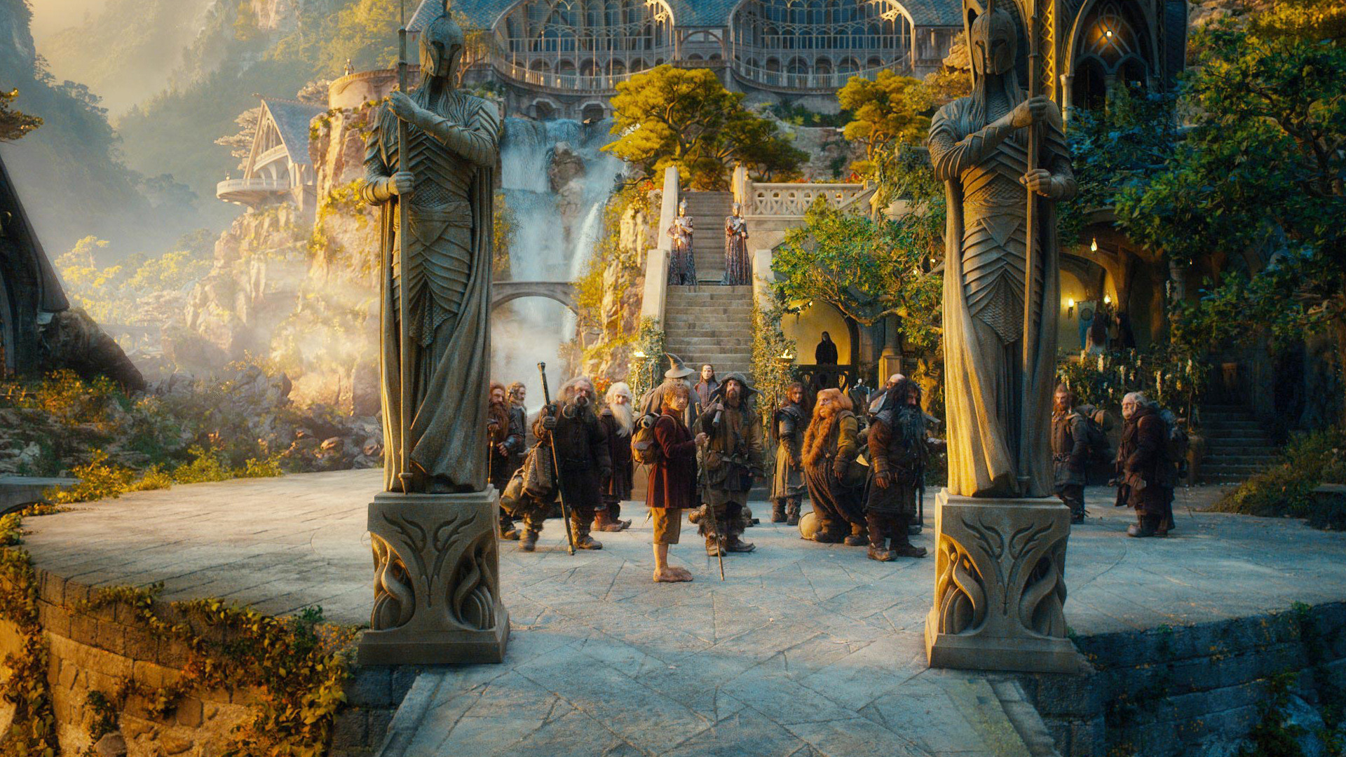 1920x1080 The Hobbit An Unexpected Journey 2