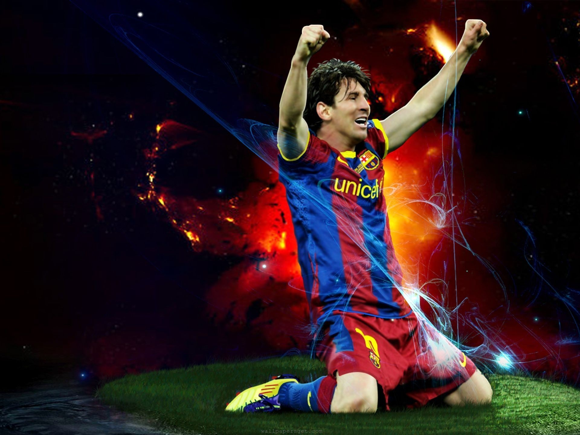 1920x1440 Lionel Messi Cool football player lionel messi biography 27