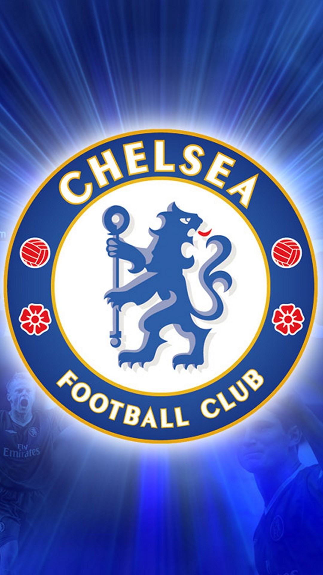 1080x1920 Wallpaper iphone football - Chelsea Fc Logo Football Iphone 6 Plus Hd  Wallpaper