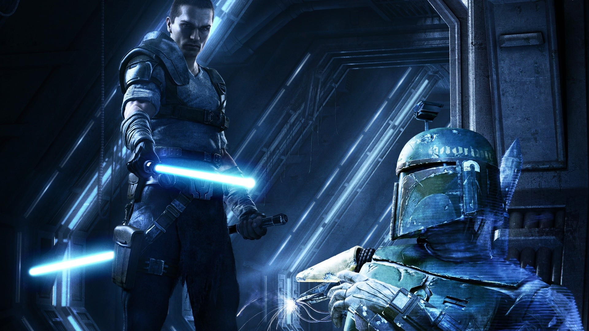 1920x1080  Star Wars: Force Unleashed 2 desktop PC and Mac wallpaper