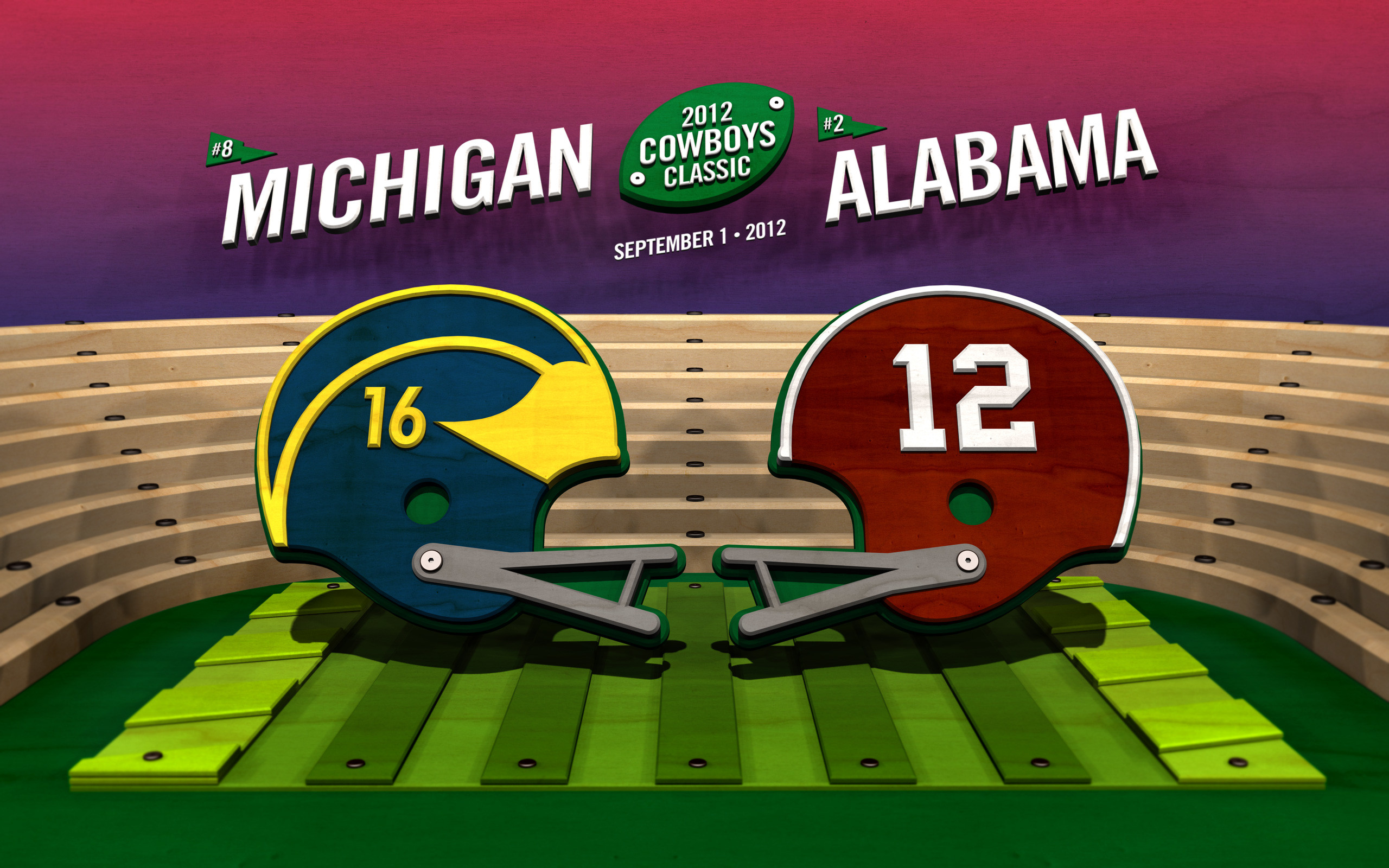 Michigan Football Desktop Wallpaper 71 Images: Alabama Football Wallpaper (67+ Images