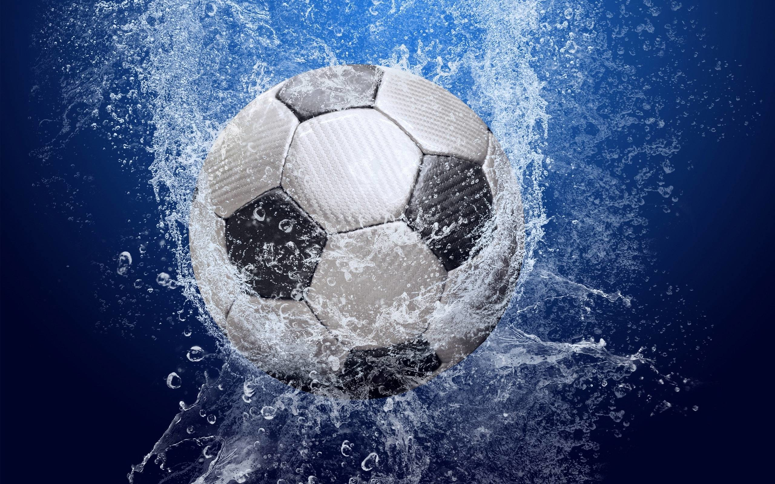 2560x1600 Soccer Ball Wallpaper Hd Background Wallpaper 44 HD Wallpapers .