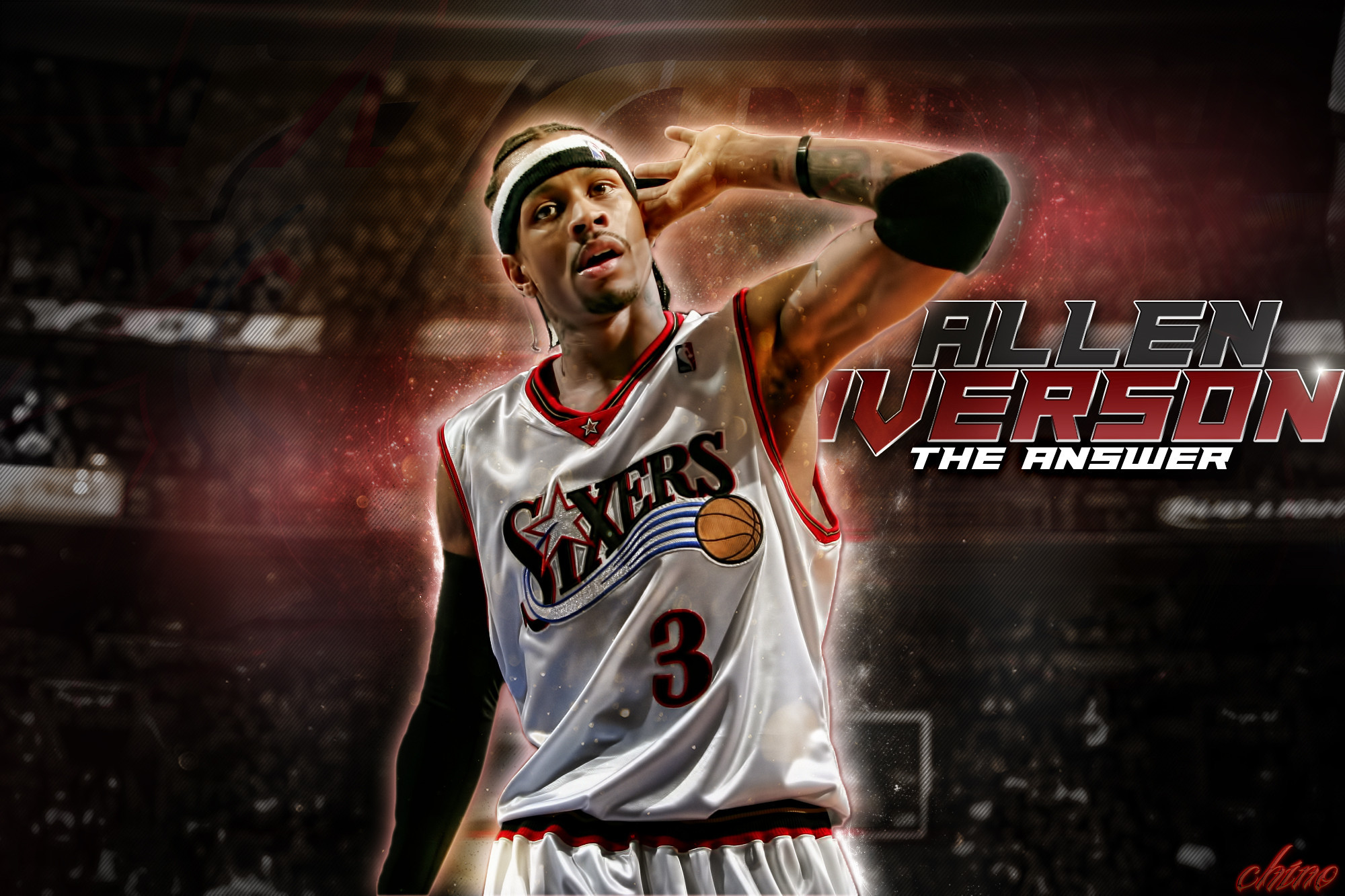 Allen Iverson Wallpapers 64 Images