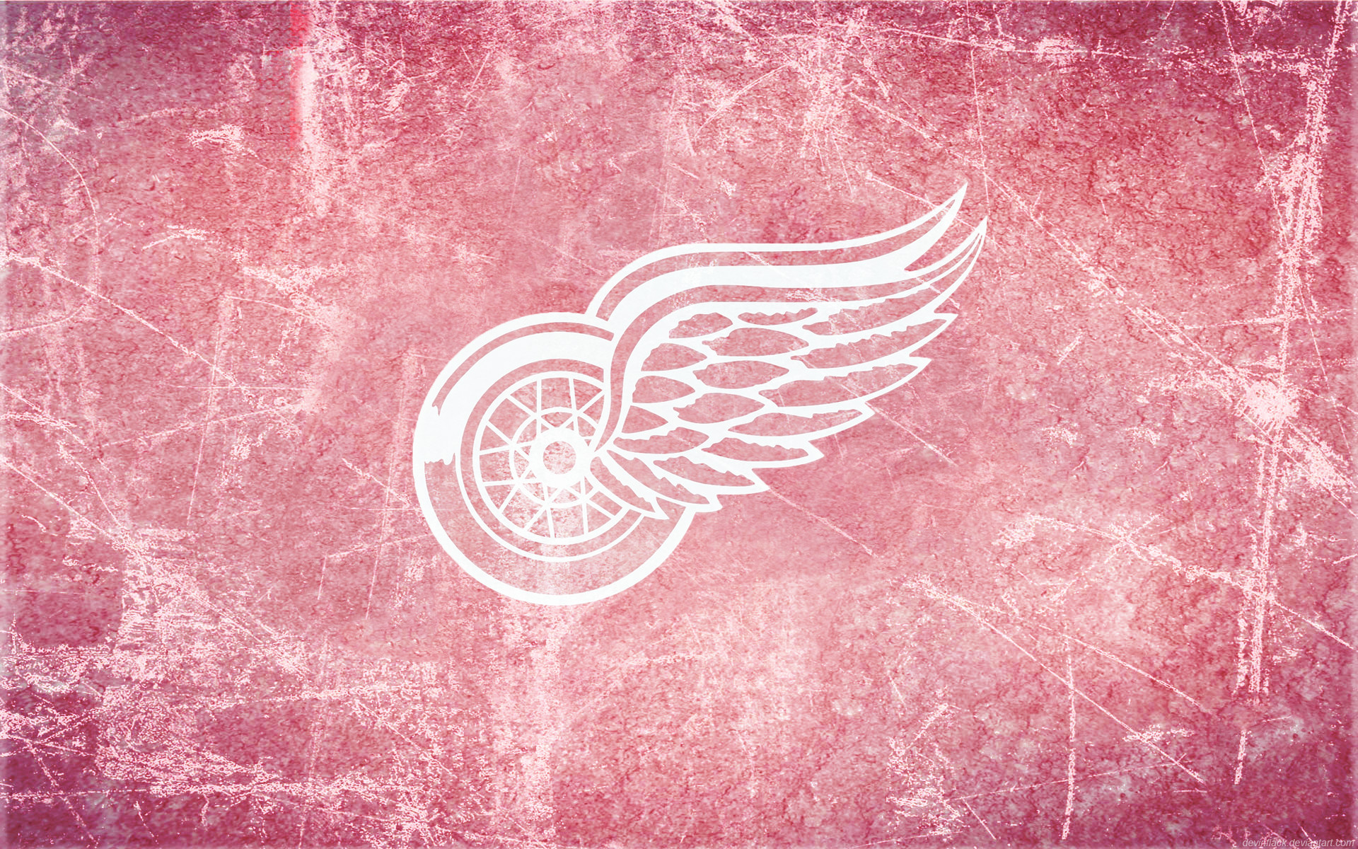 1920x1080 Wallpaperwiki Detroit Red Wings Images HD PIC