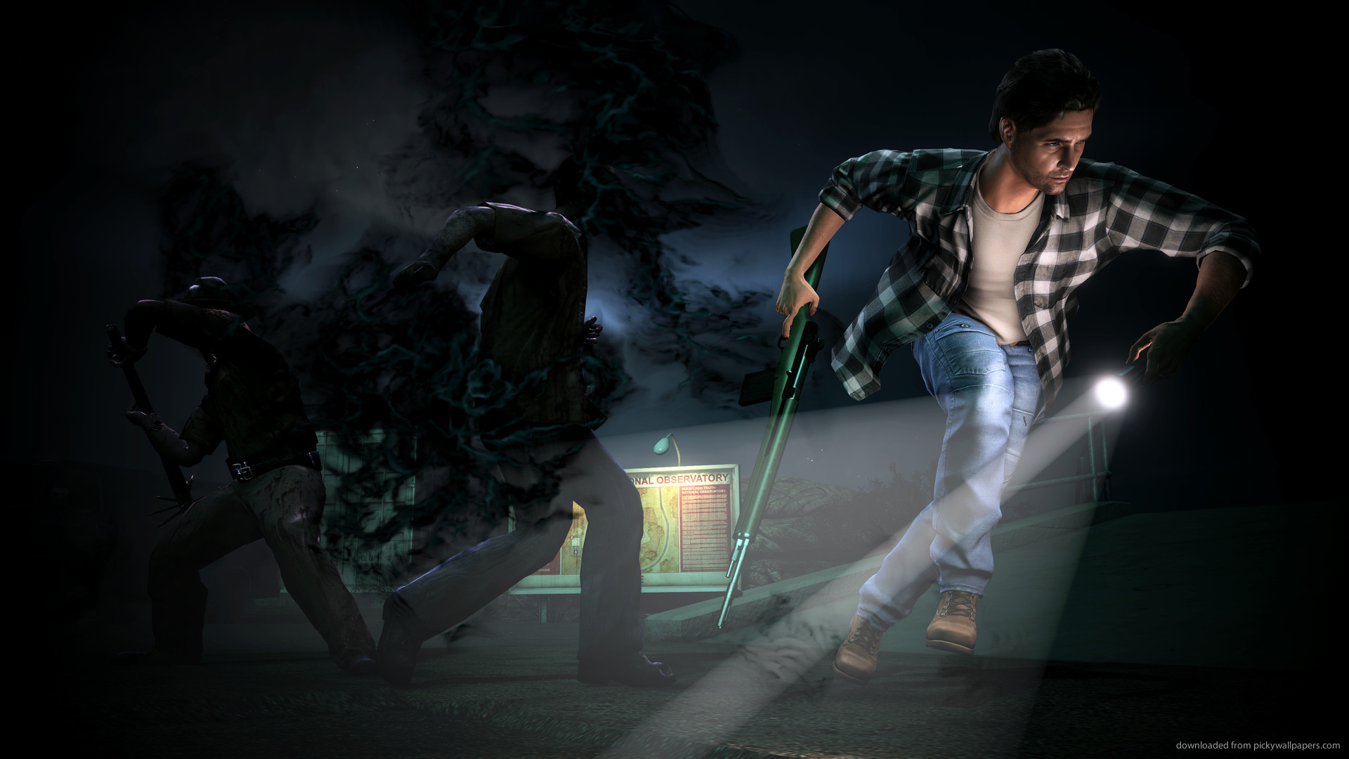 1920x1080 Alan Wake Quick Escape for