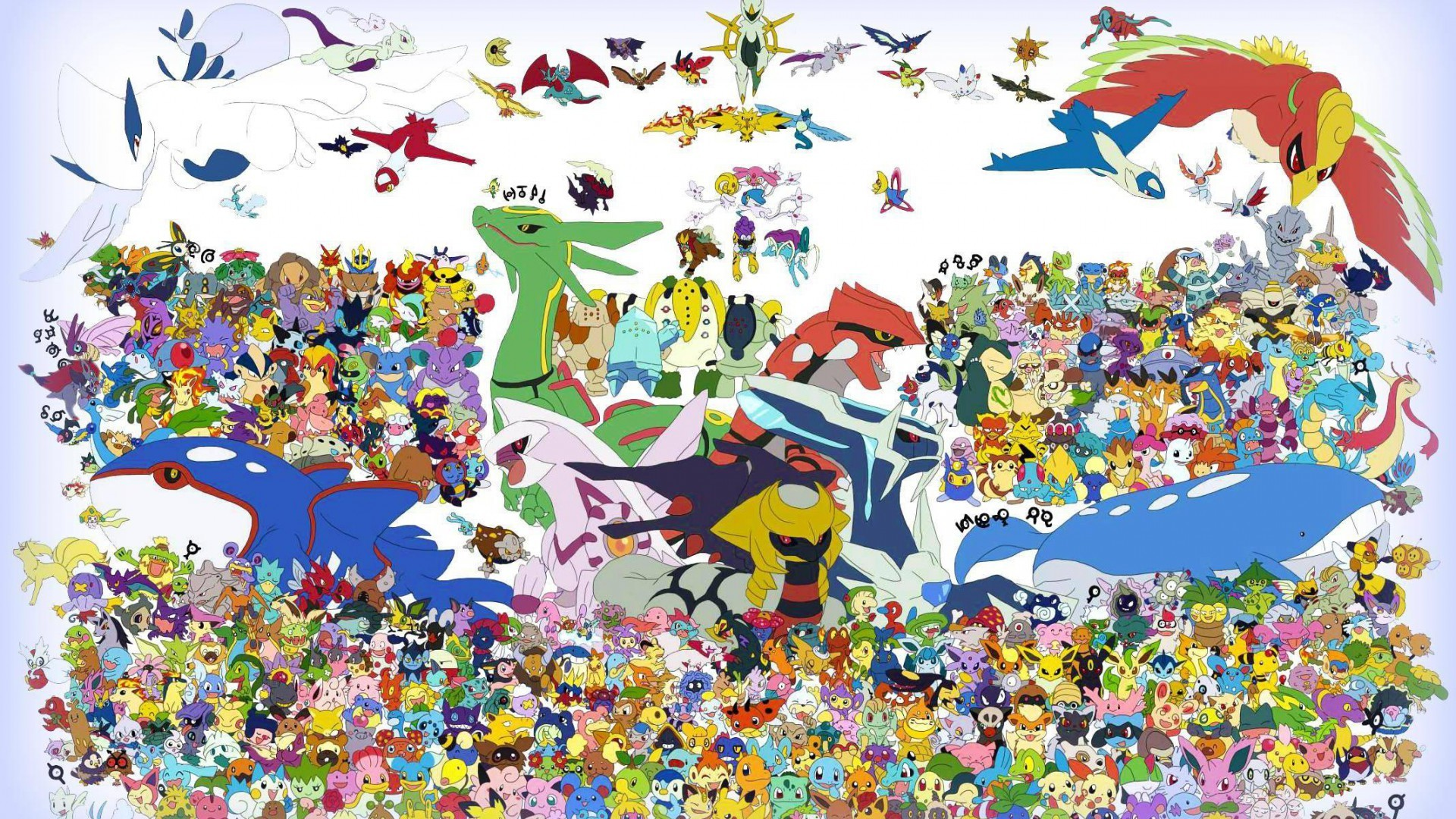 1920x1080 Pokemon Wallpaper Wide