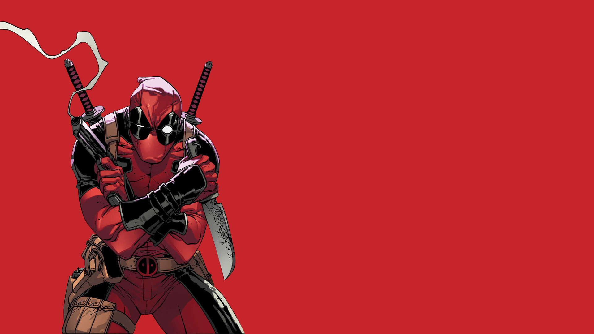 1920x1080 Deadpool Wallpaper 1080p