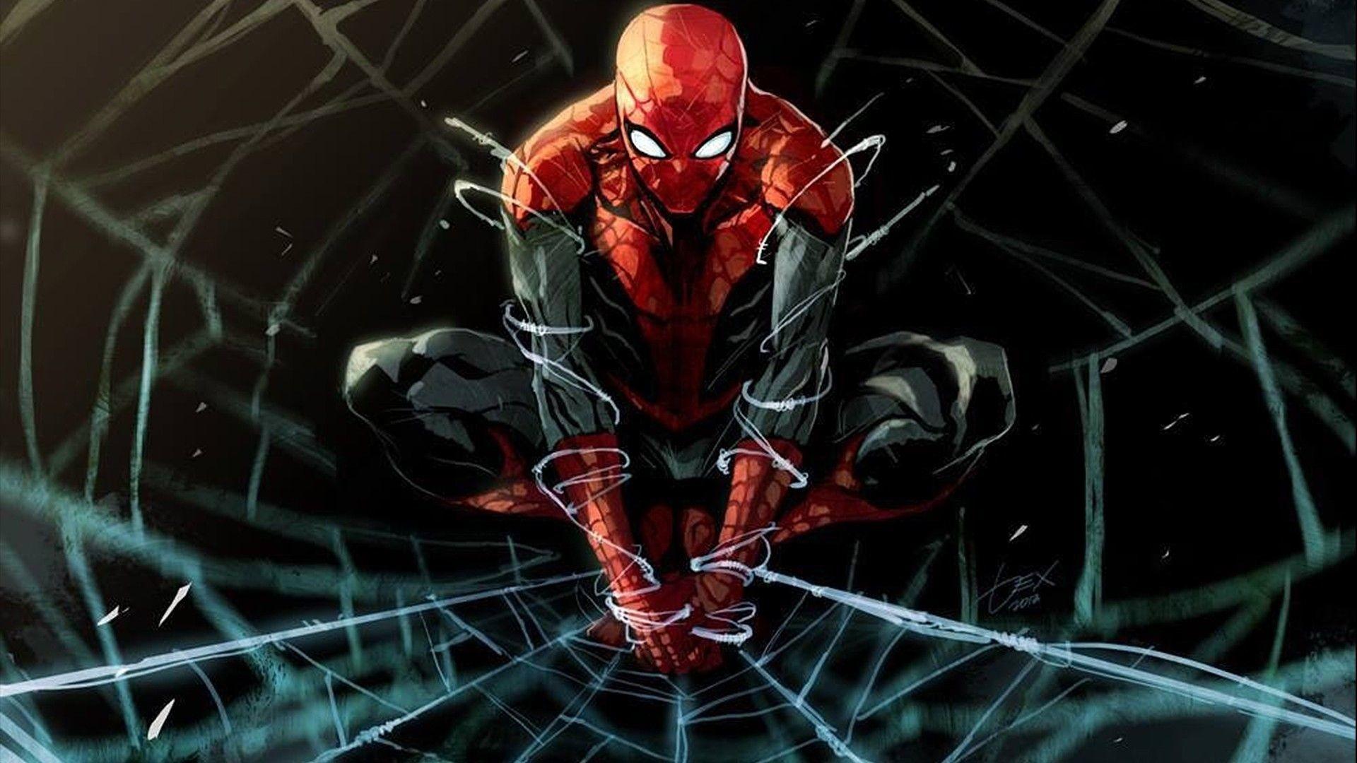 1920x1080 30+ Best Spiderman Wallpapers