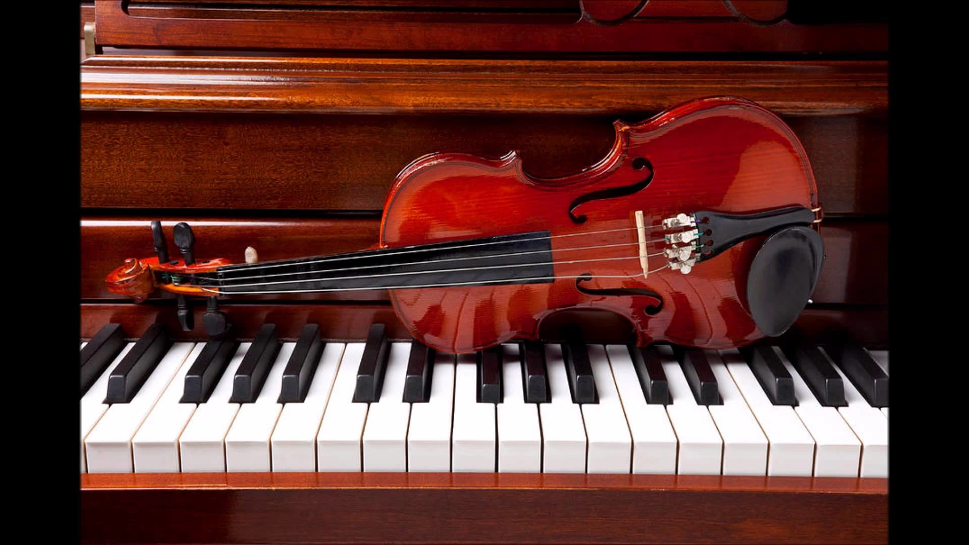 1920x1080 Download Violin Piano Wallpaper Widescreen 10h  px 16238 KB