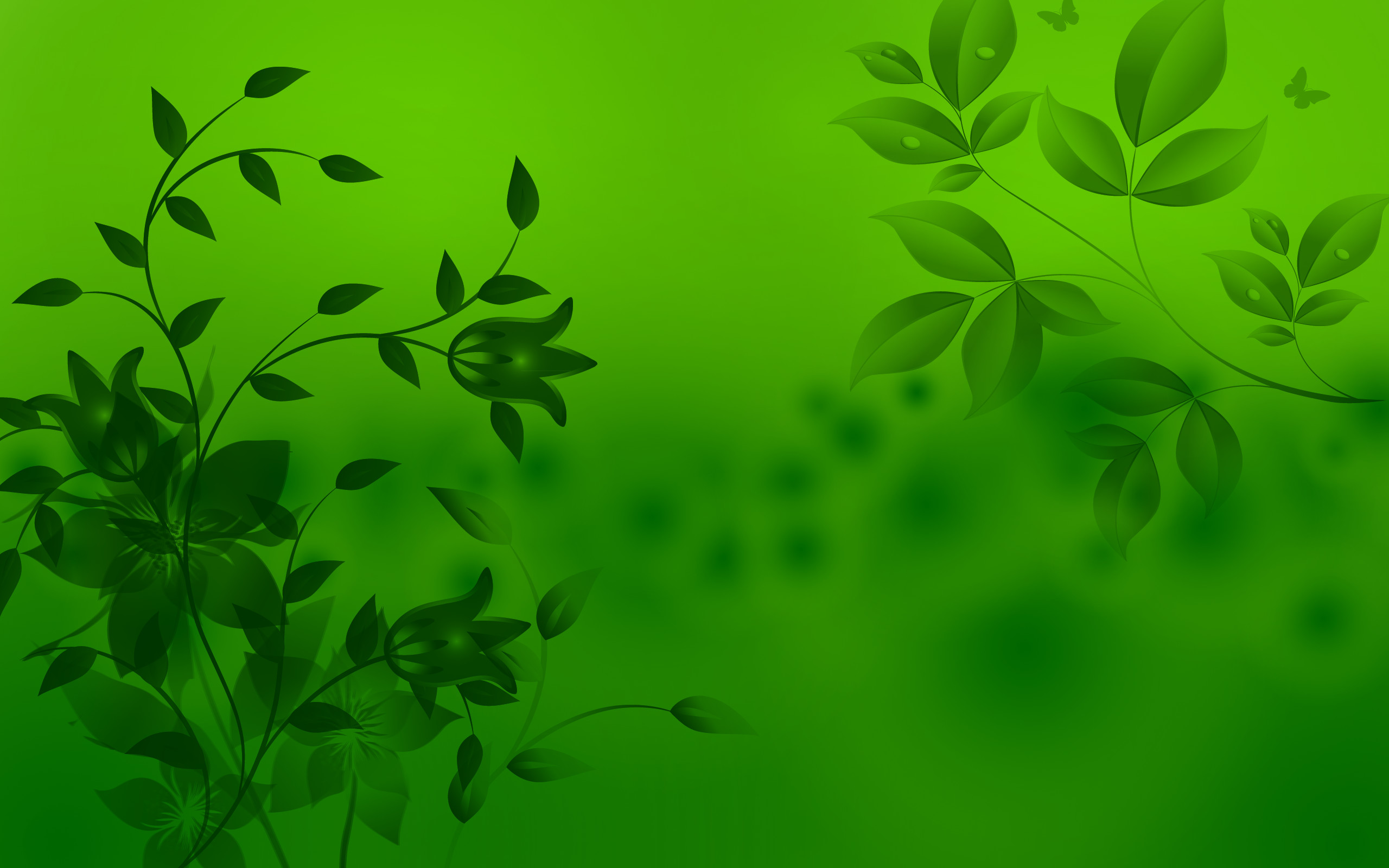2560x1600 Free Green Wallpapers Picture Â« Long Wallpapers