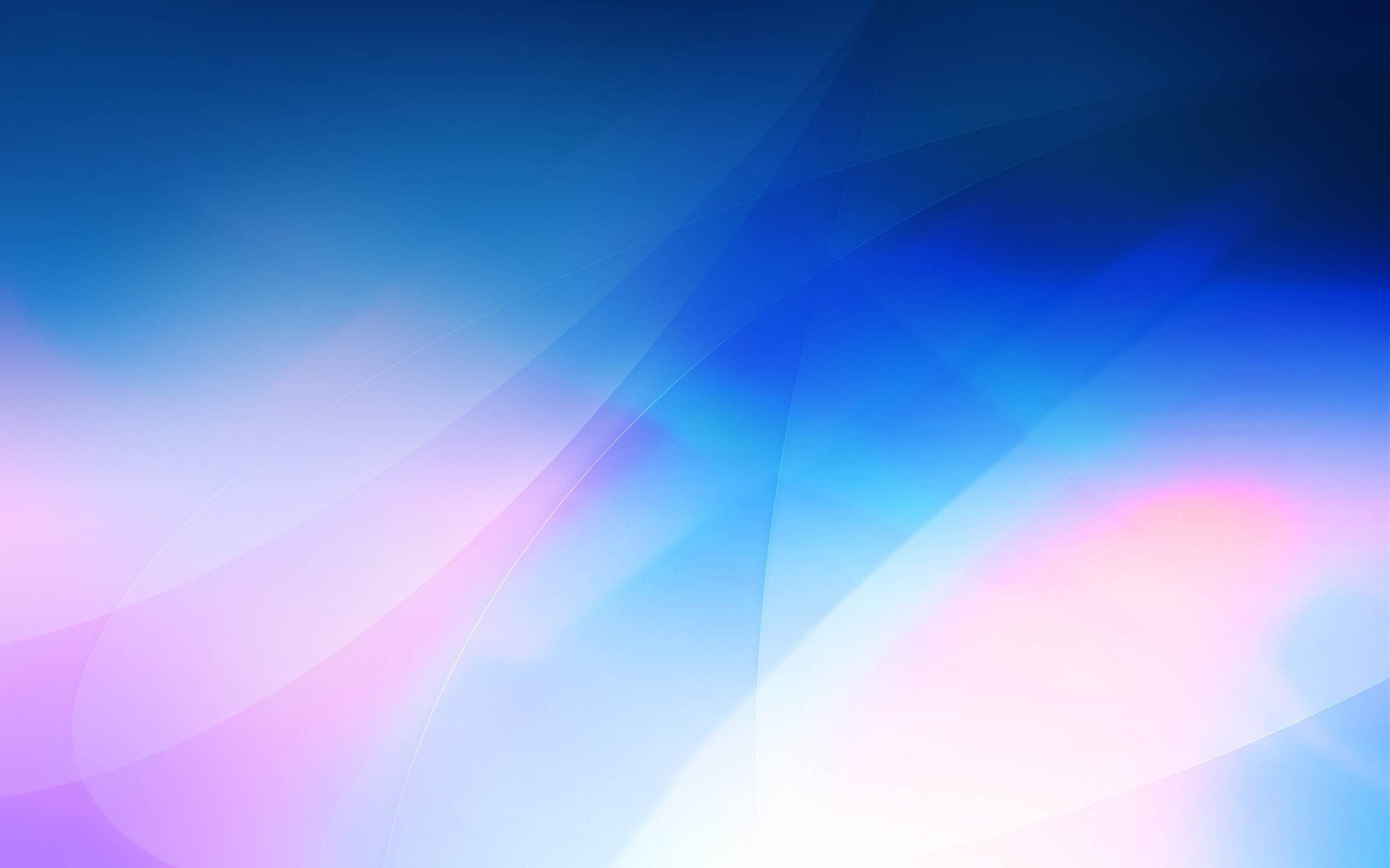 2560x1600 Pink And Blue Abstract Background