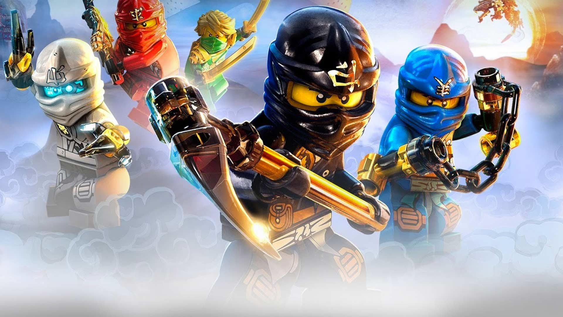 Ninjago hd wallpaper 71 images - Ninja ninjago ...