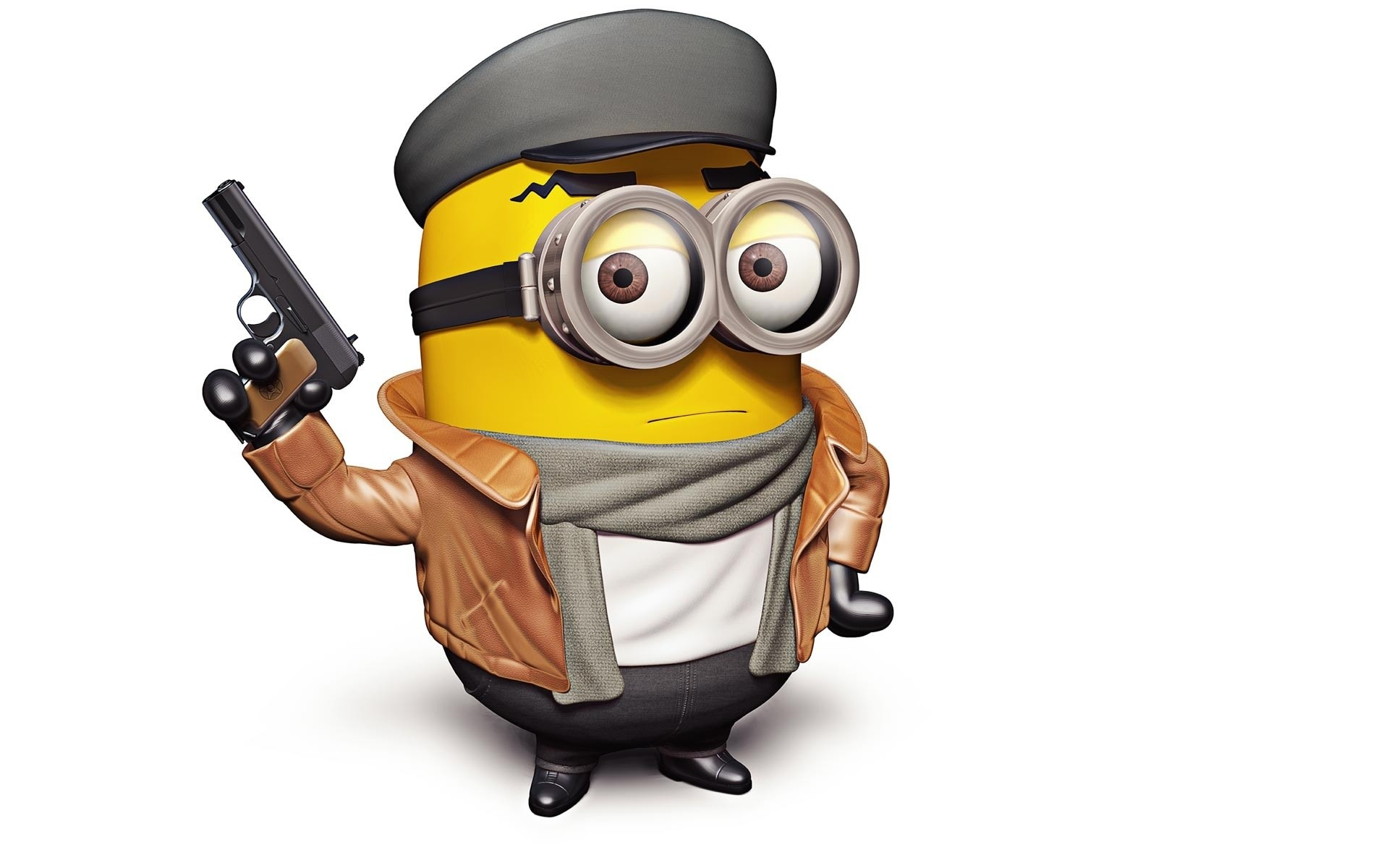 1920x1200 top 44 humor Minions, Quotes and