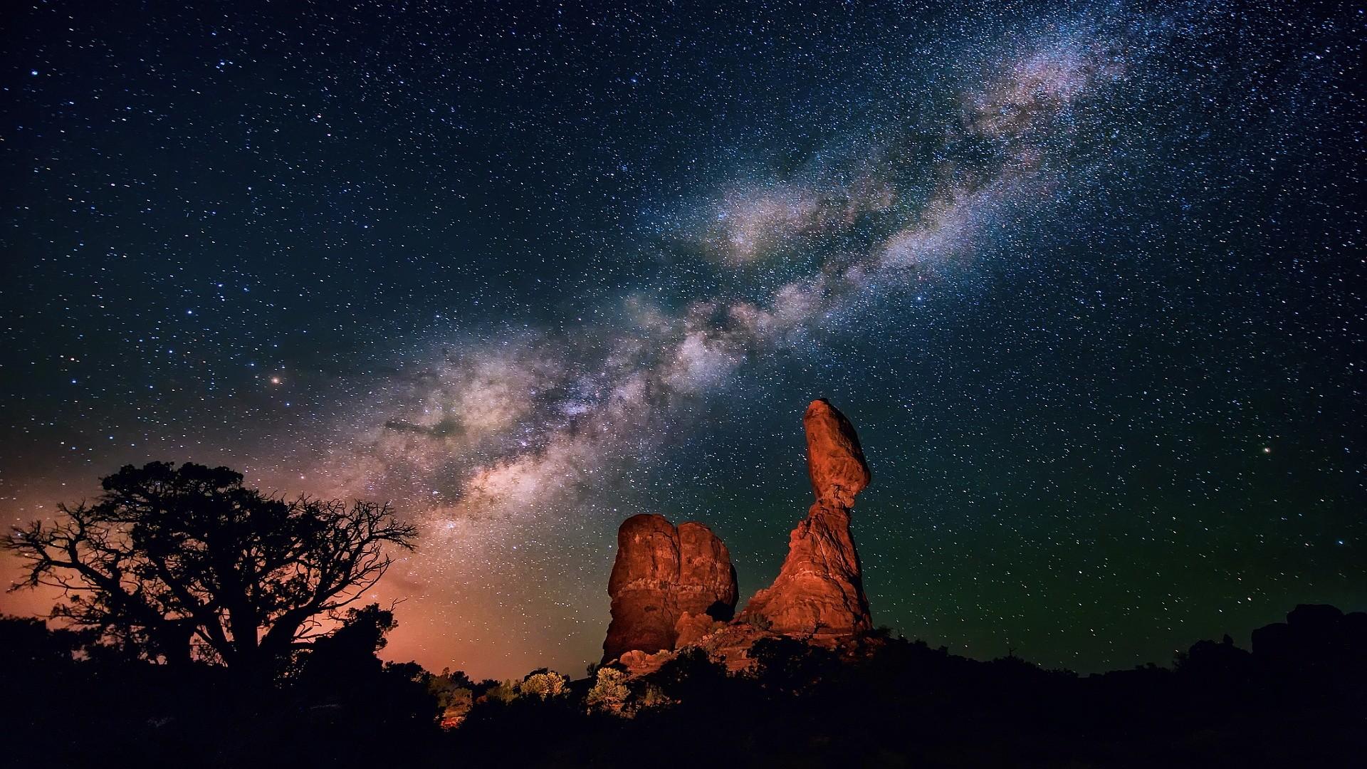 Milky Way Wallpaper 1920x1080 (71+ Images