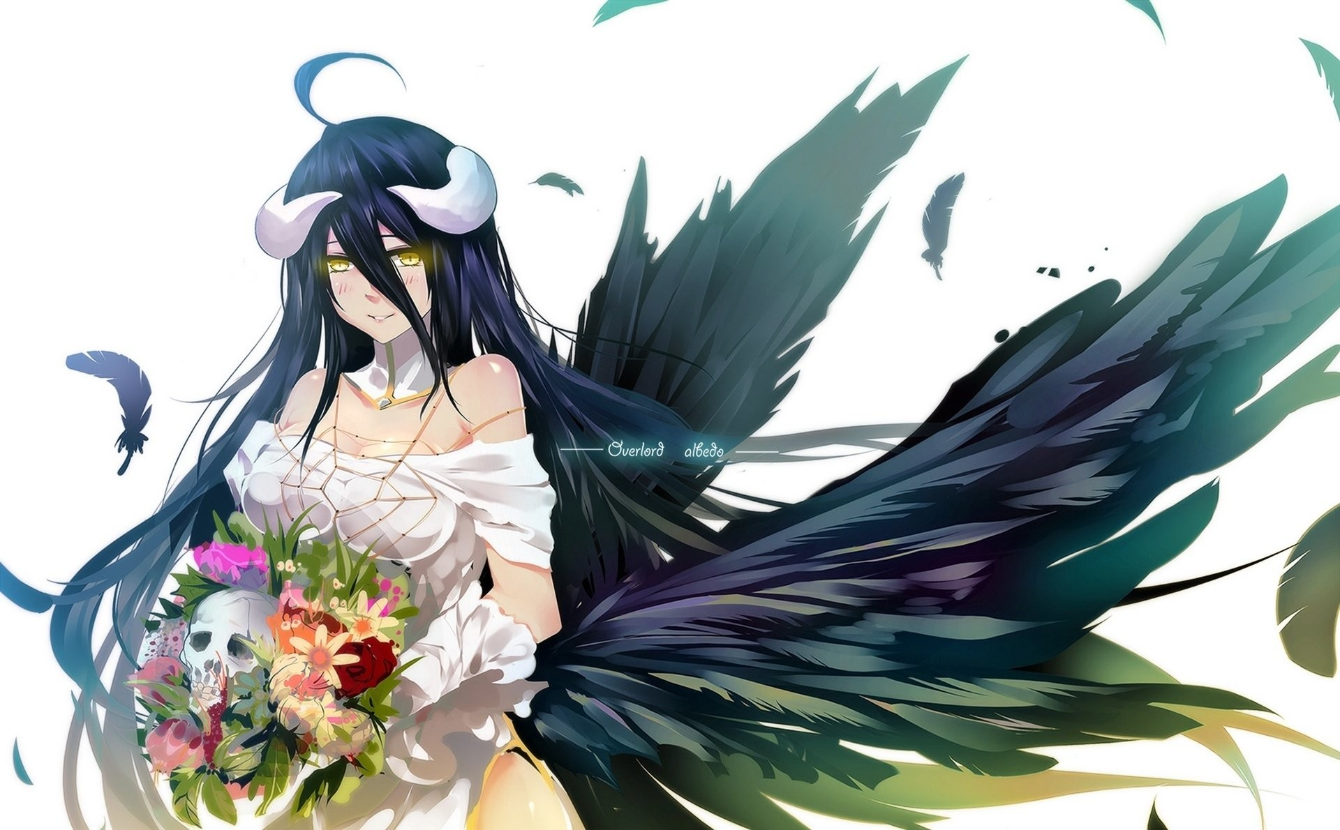 1920x1190 Albedo Overlord · HD Wallpaper | Background ID:636015