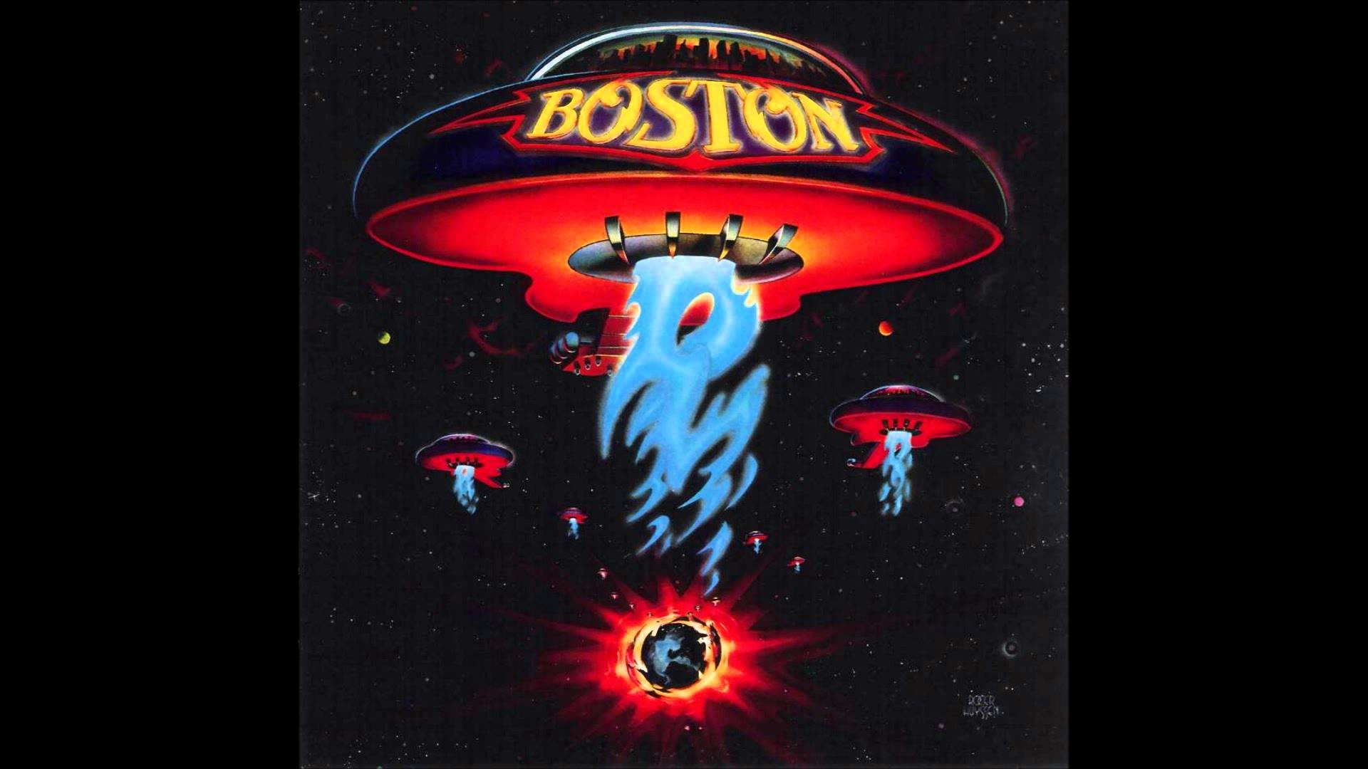 1920x1080 Boston - Rock And Roll Band (LP Rip)