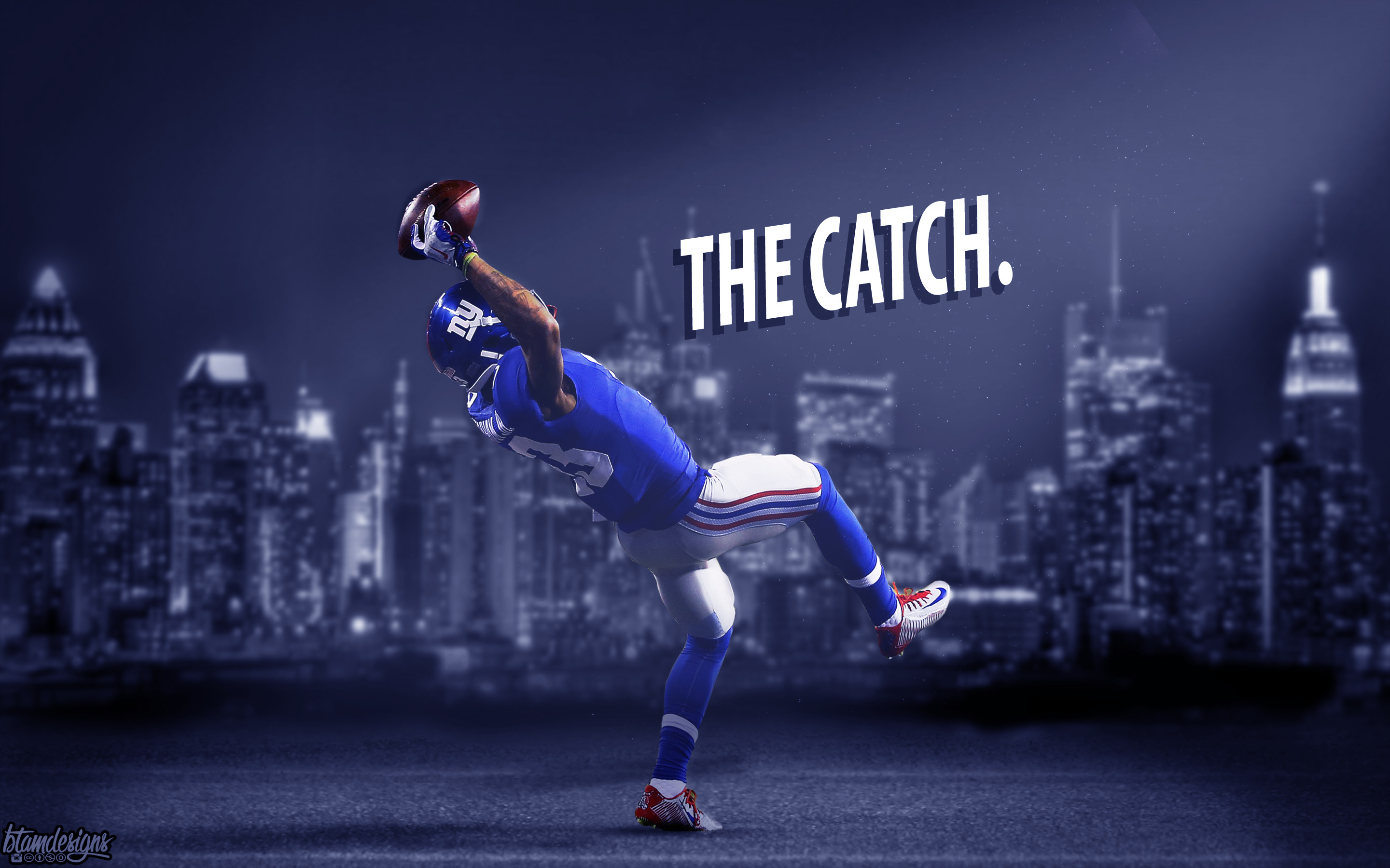 Odell Beckham Jr Catch Wallpaper 69 Images