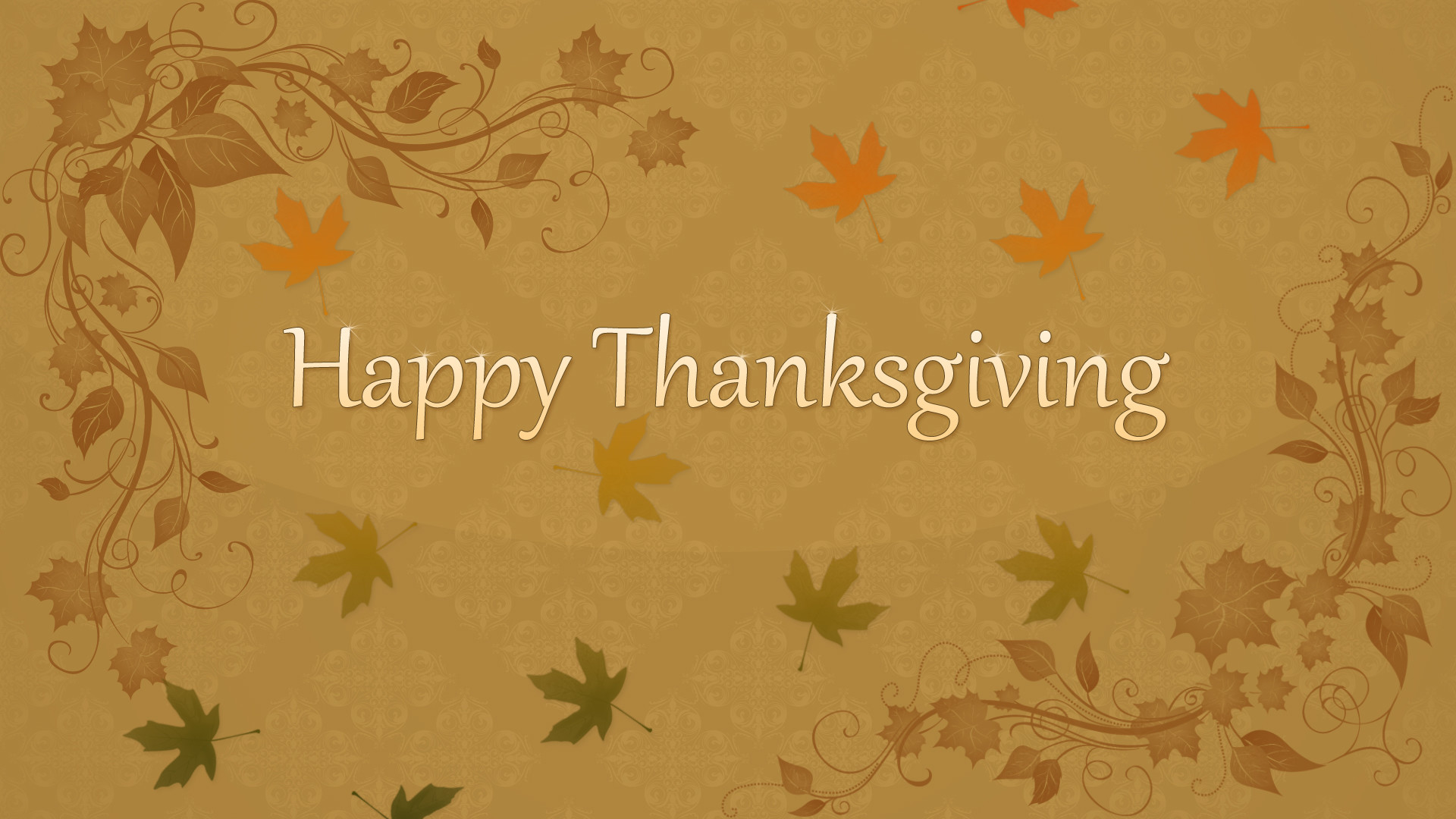 1920x1080 Download Thanksgiving HD Wallpaper · Thanksgiving BackgroundThanksgiving  WallpaperHoliday ...