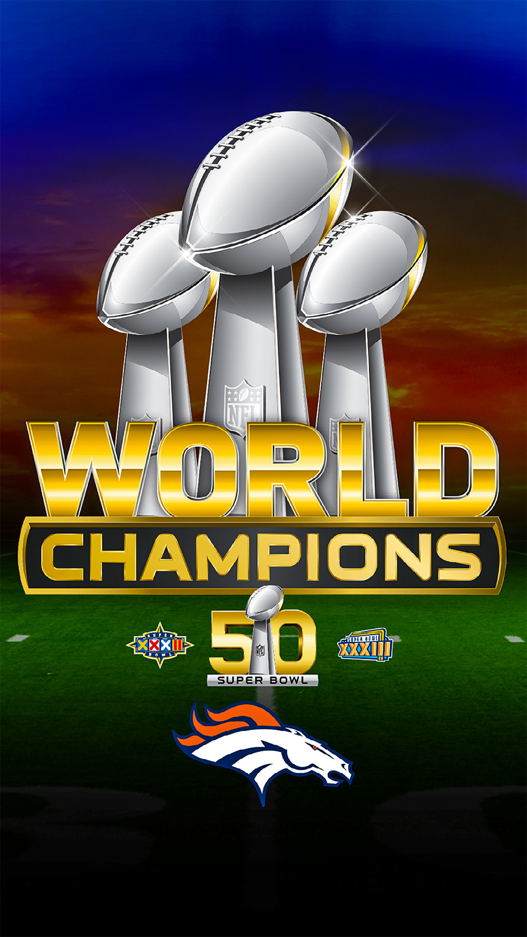 Denver Broncos Live Wallpaper (72+ images)Denver Broncos Iphone X Wallpaper
