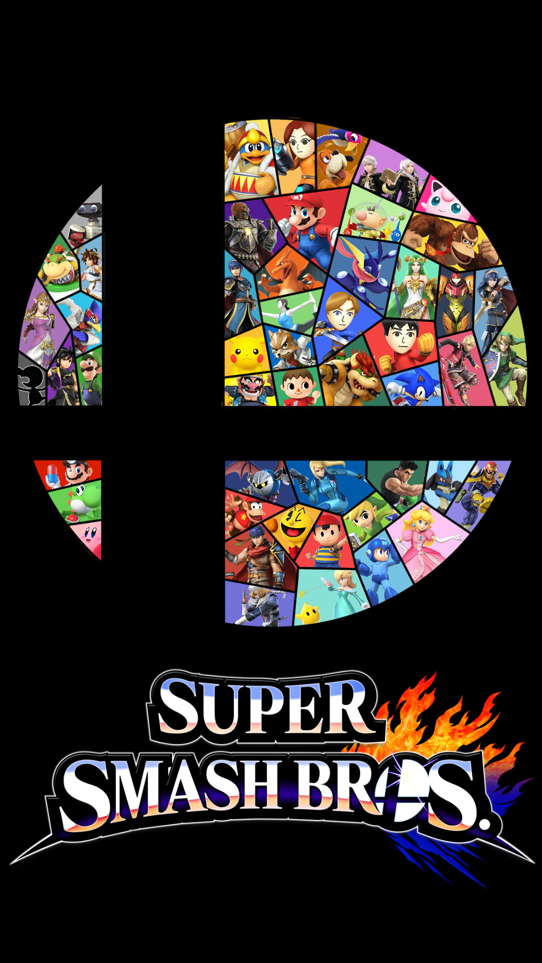 Smash Bros Iphone Wallpaper 84 Images