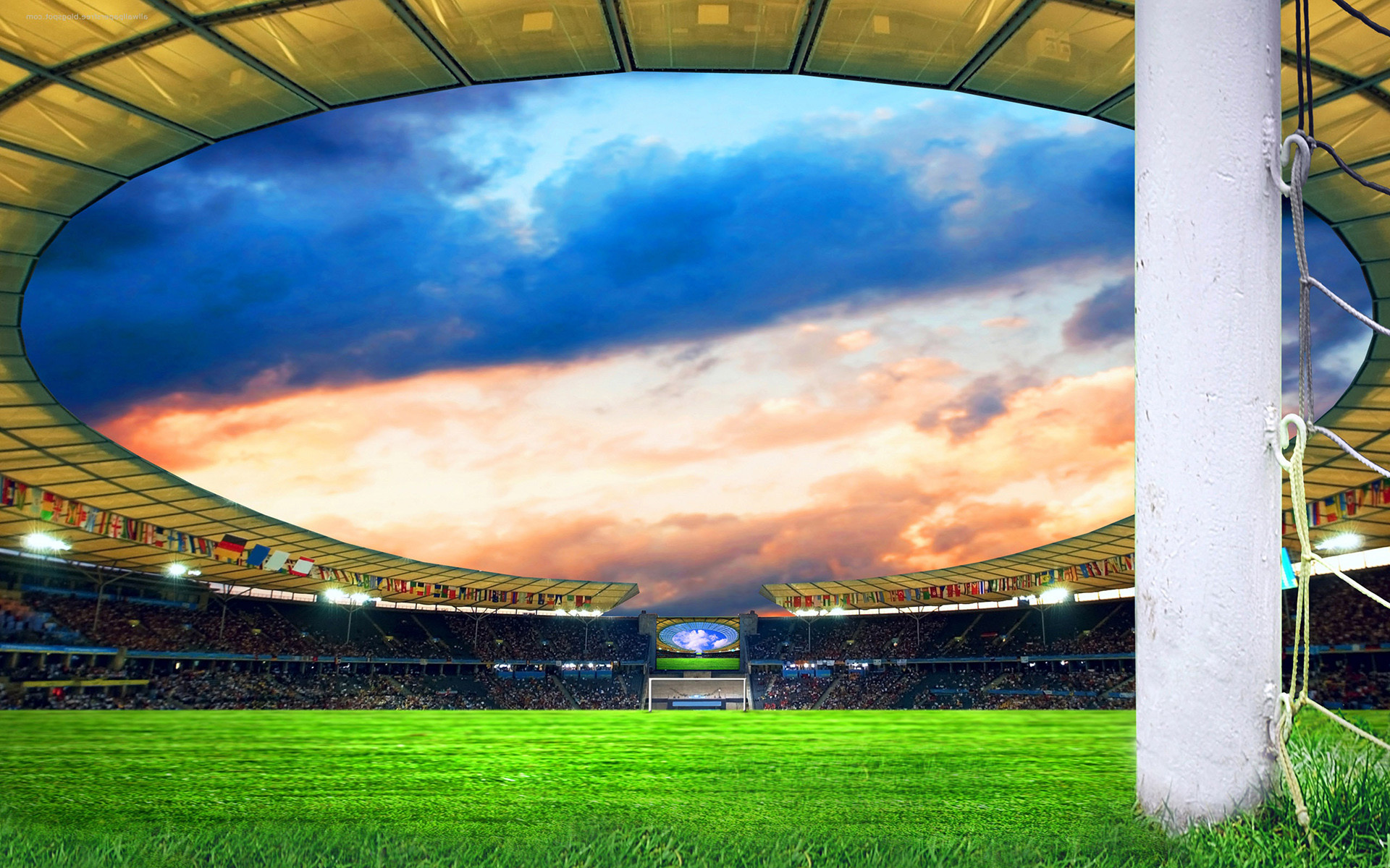 High Resolution Football Wallpapers Group 86: HD Football Field Wallpaper (63+ Images