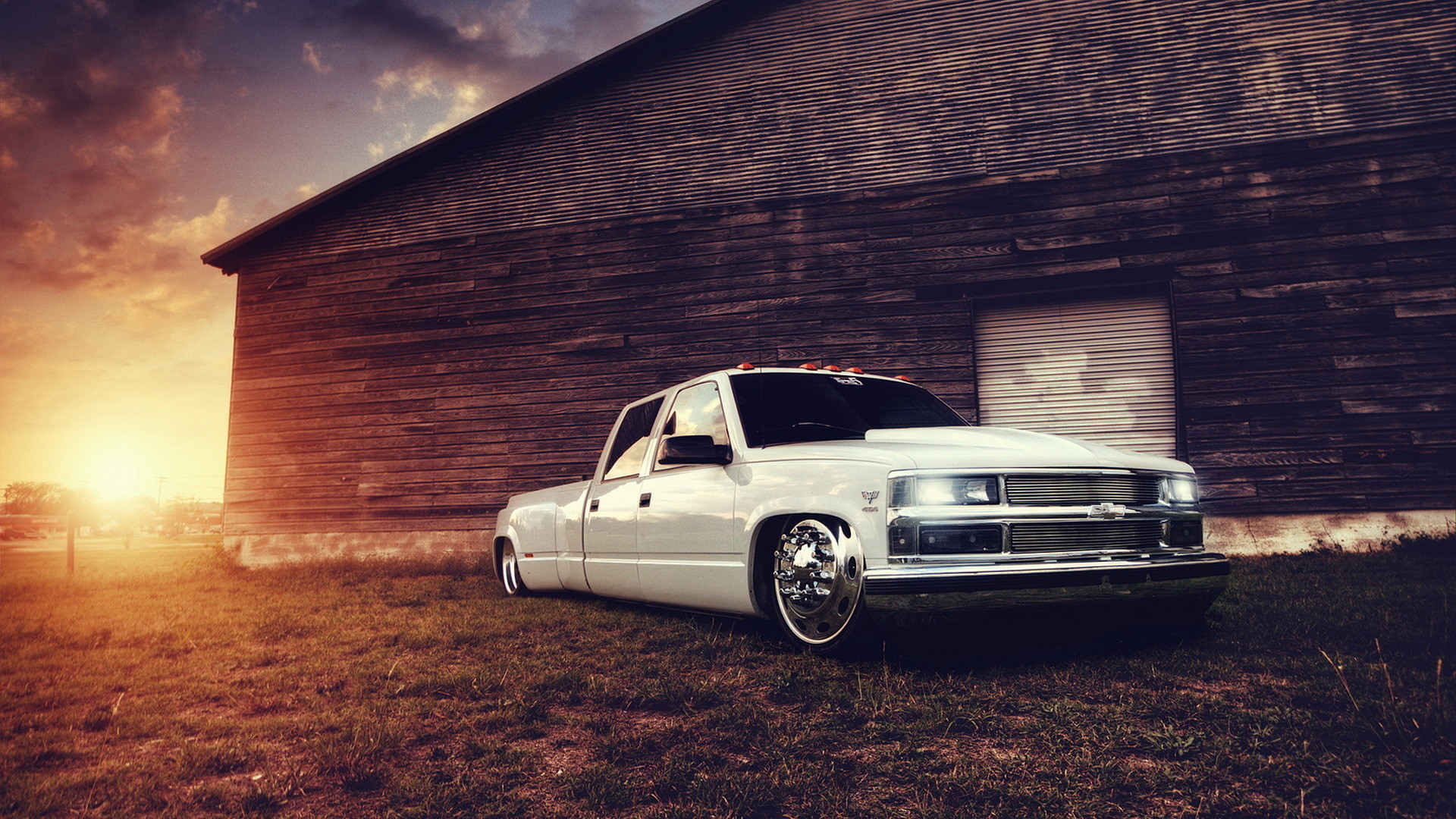 1920x1080 Pictures Lowrider Chevy Truck Classic Hot Rod
