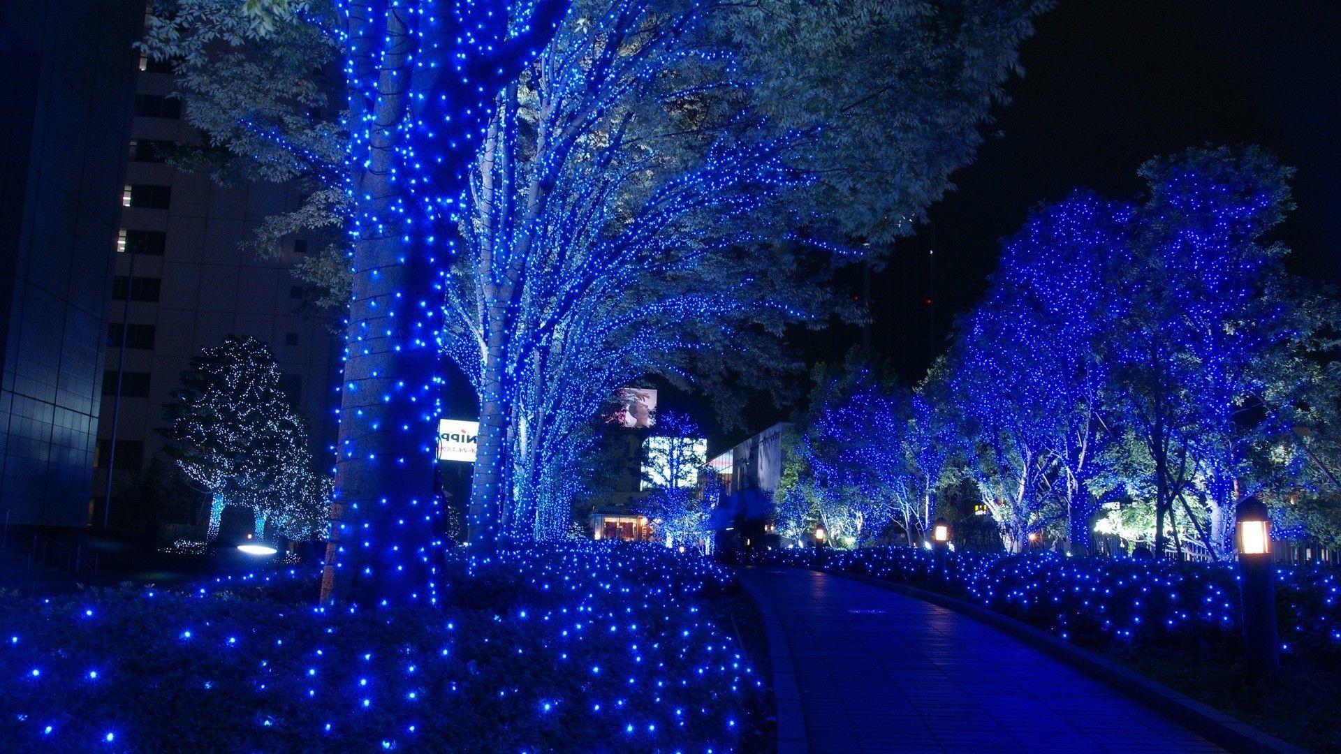 100 Holiday Lights Desktop Wallpaper Hd Wallpapers: HD Christmas Lights Wallpaper (67+ Images