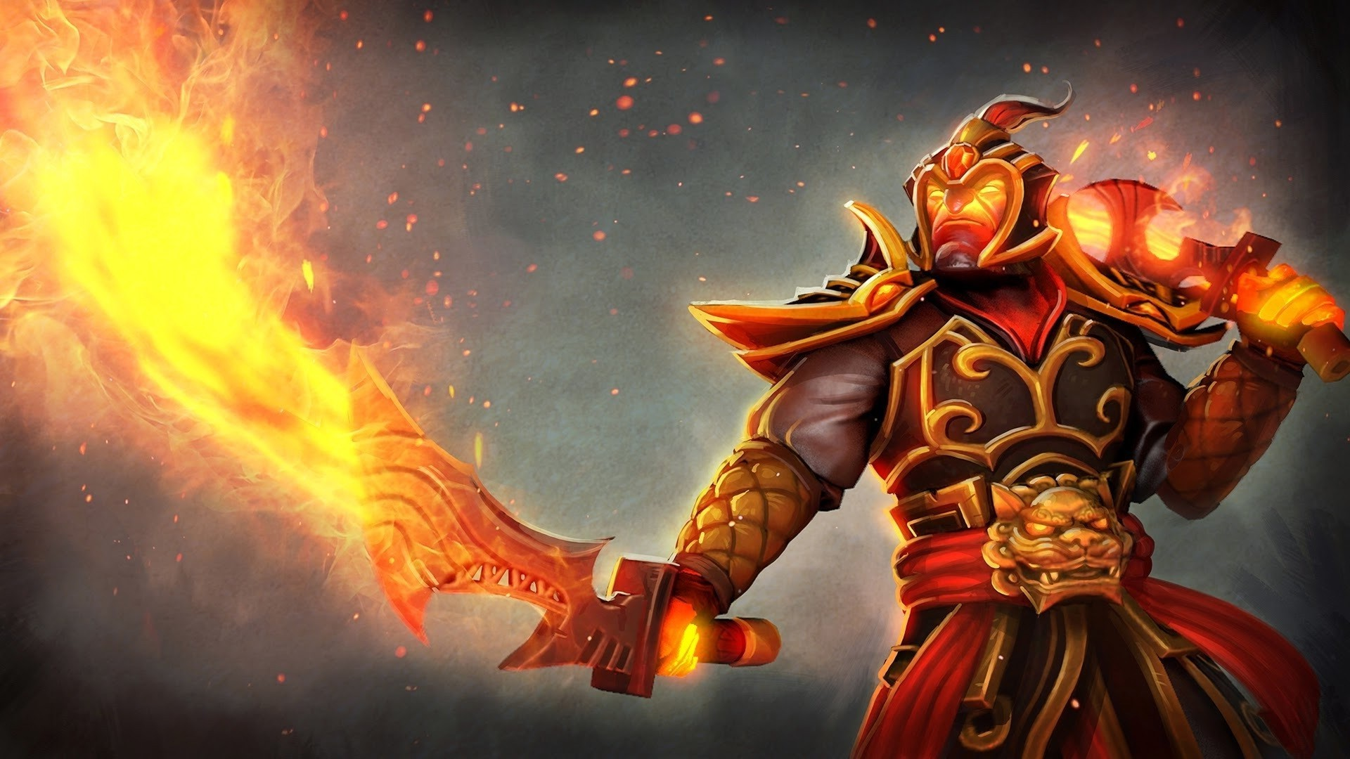 1920x1080 New Ember Spirit Dota 2 Wallpapers Hd Desktop and Mobile Backgrounds