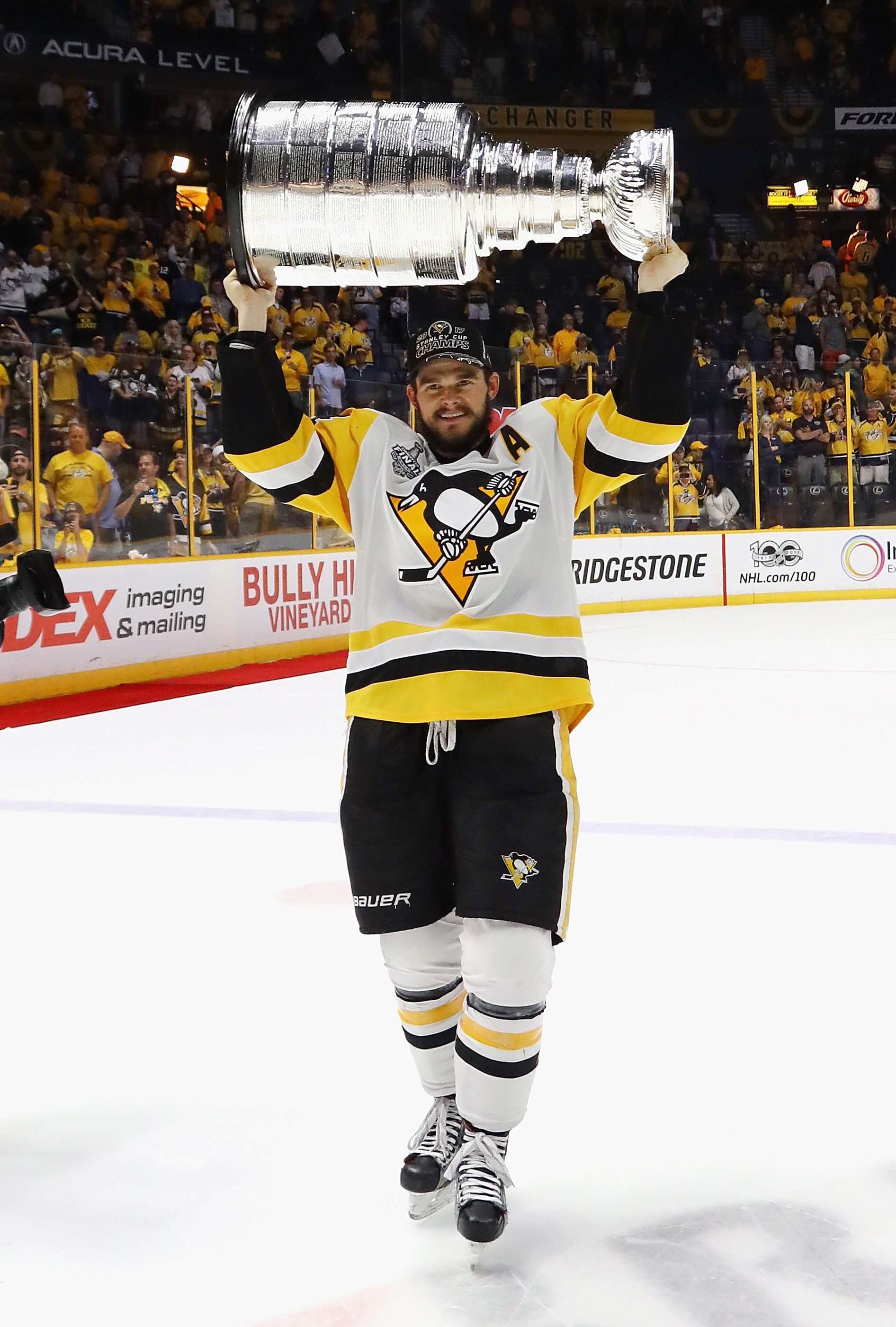 1892x2802 Stanley-Cup-Champion-Chris-Kunitz-He-finished-the-. NASHVILLE ...