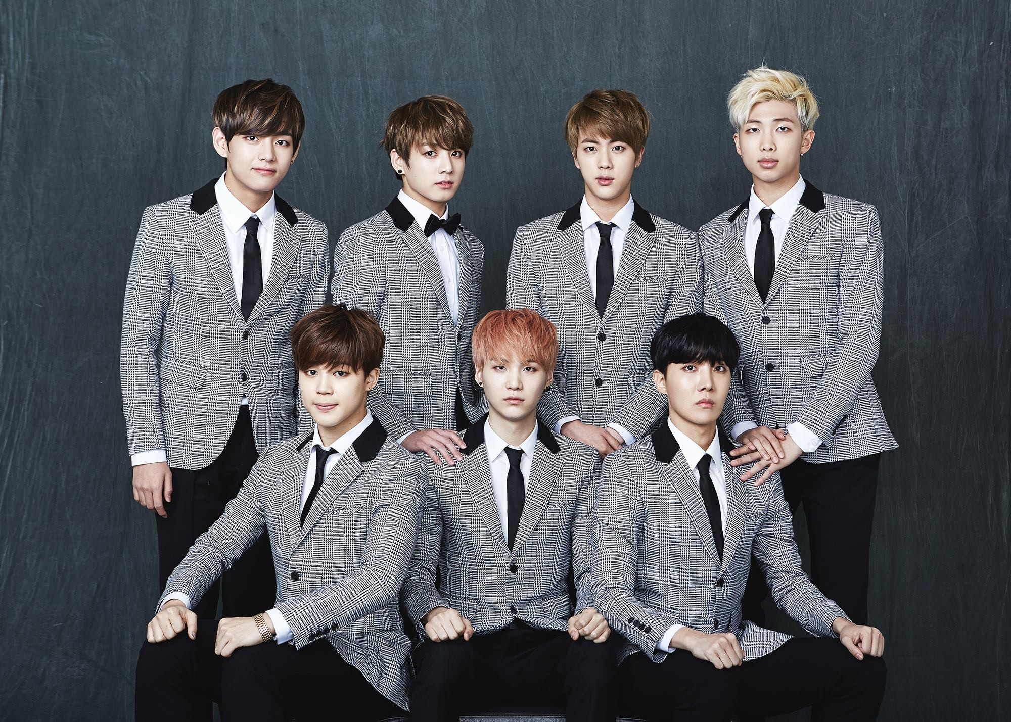 2000x1429 BTS / Bangtan Boys Wallpaper