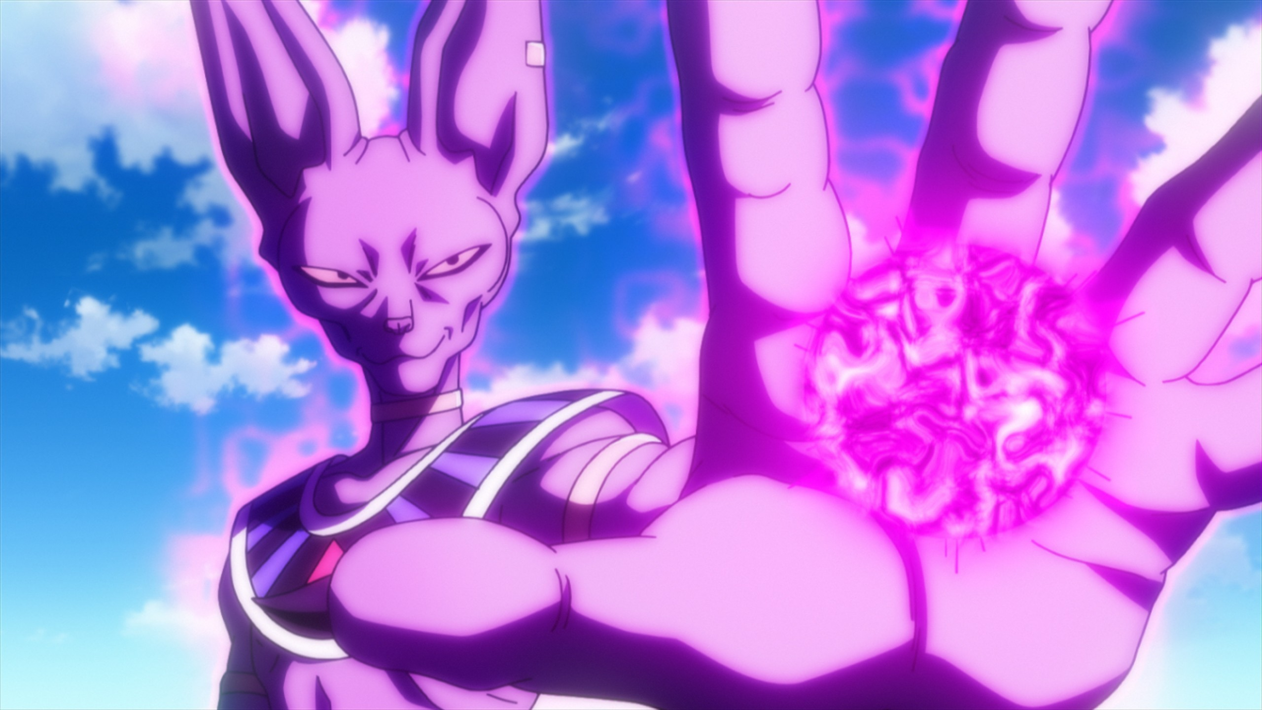 2560x1440 39 Beerus (Dragon Ball) HD Wallpapers | Backgrounds - Wallpaper Abyss