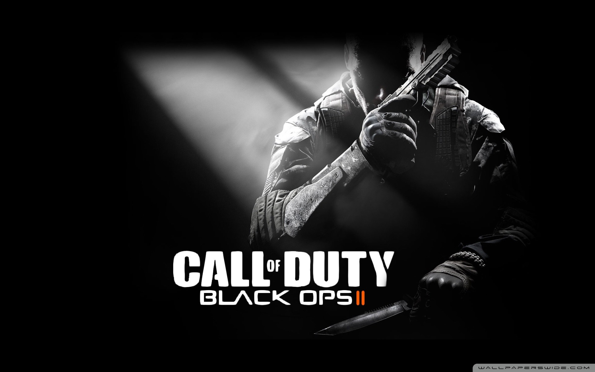 1920x1200 Call Of Duty Black Ops 2 HD Wide Wallpaper for Widescreen
